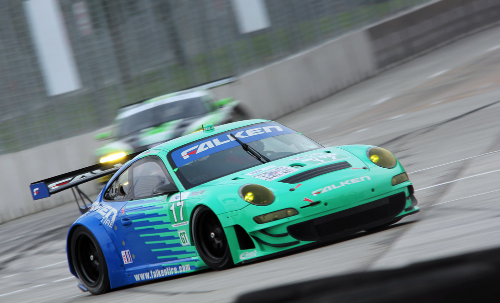 17 Team Falken Porsche 911 GT3 RSR | Flickr - Photo Sharing!