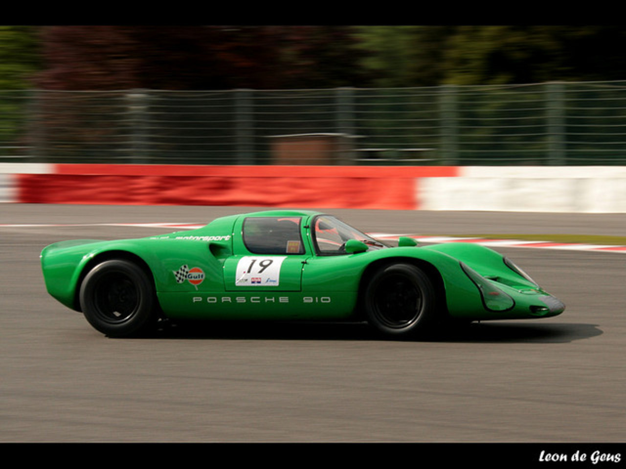Beautifull Porsche 910 (Replica?) | Flickr - Photo Sharing!