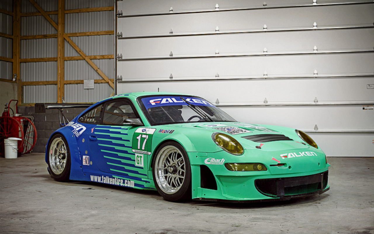 Falken Tire Porsche 911 GT3 RSR | Flickr - Photo Sharing!