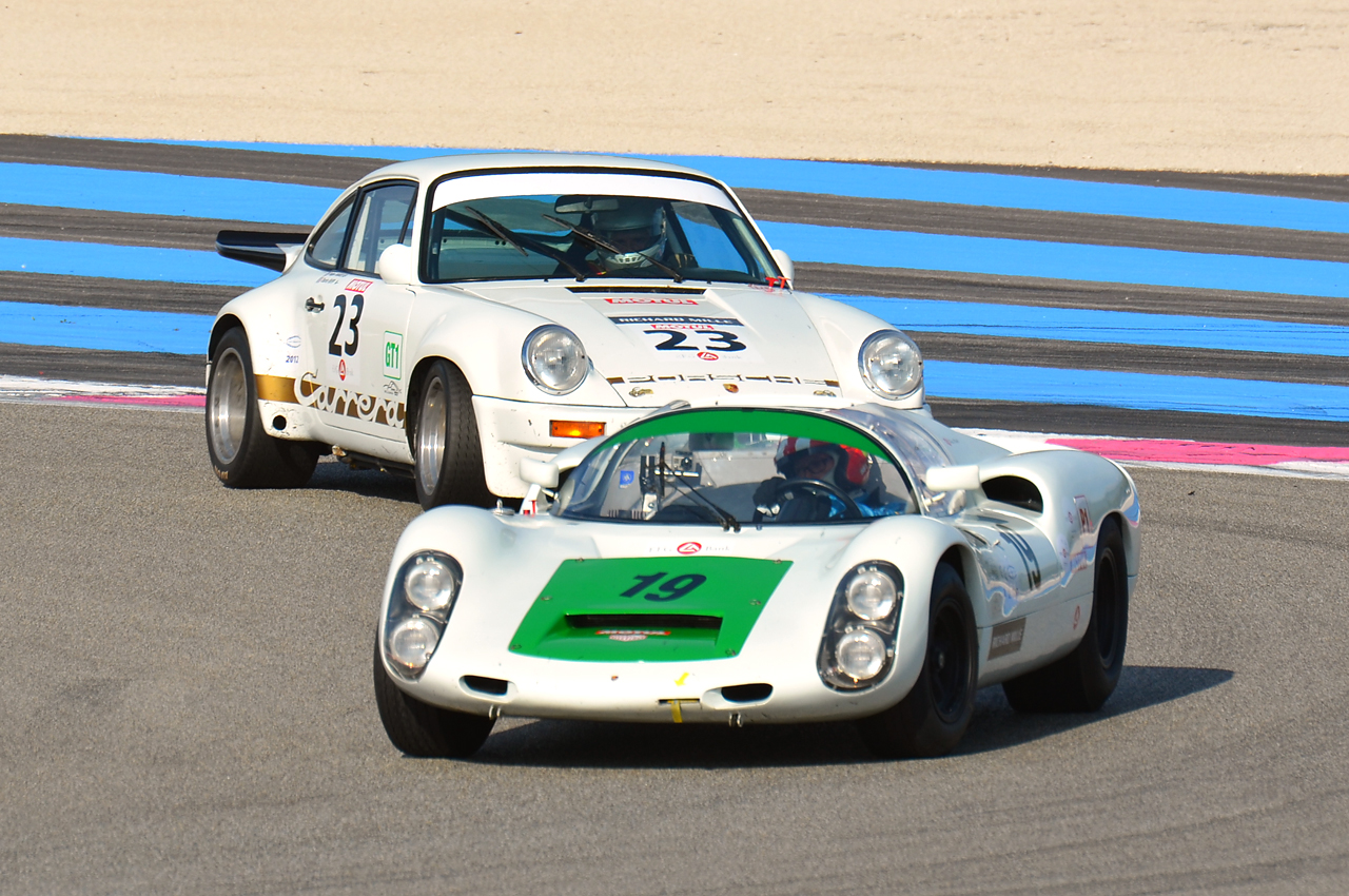 Porsche 910 & 911 RS 3.0L | Flickr - Photo Sharing!