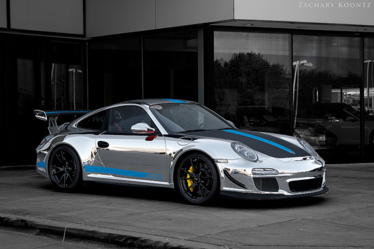Porsche 911 GT3 RS 4.0 | Flickr - Photo Sharing!