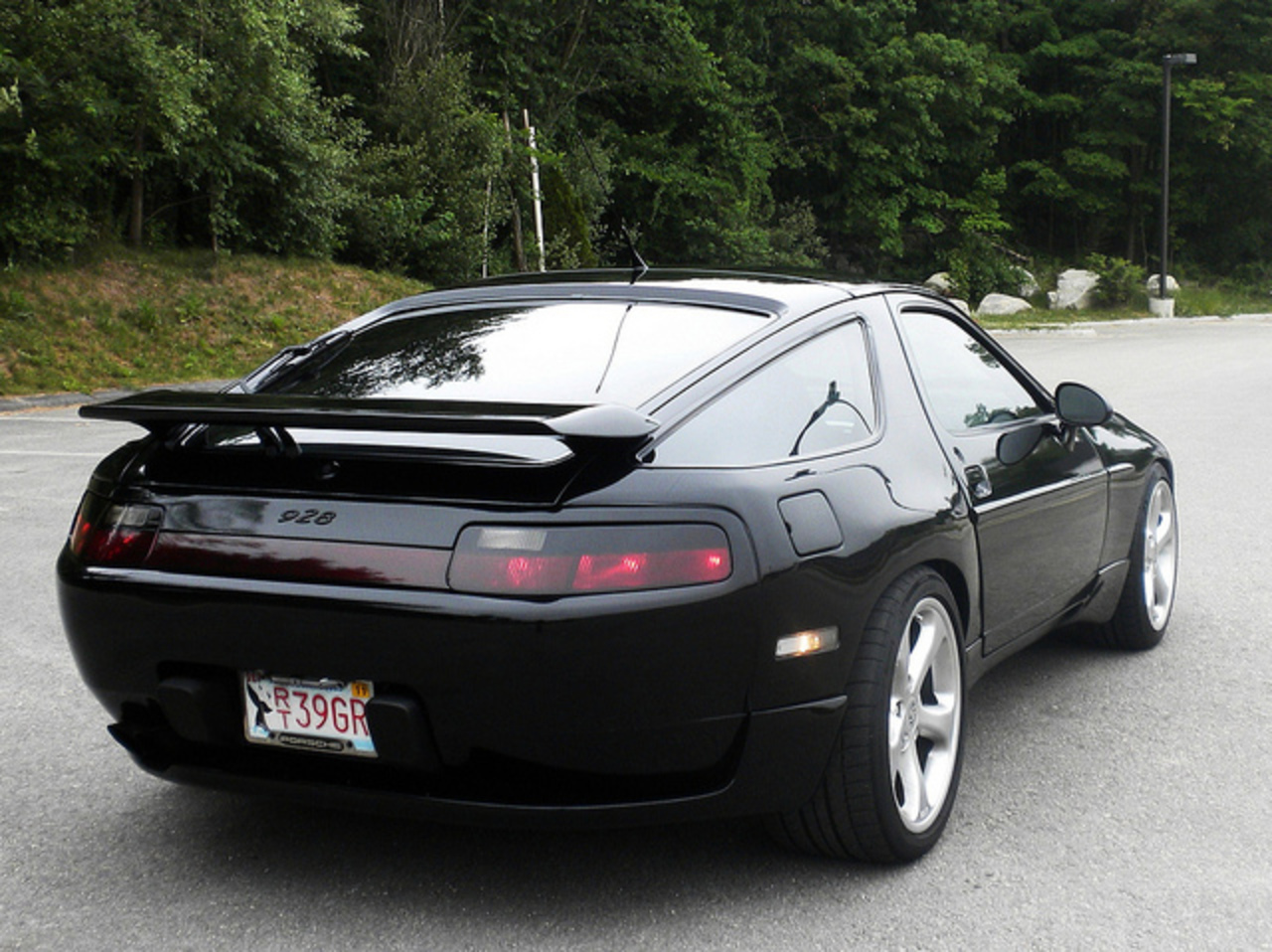 Nicely Tuned Porsche 928 GTS | Flickr - Photo Sharing!