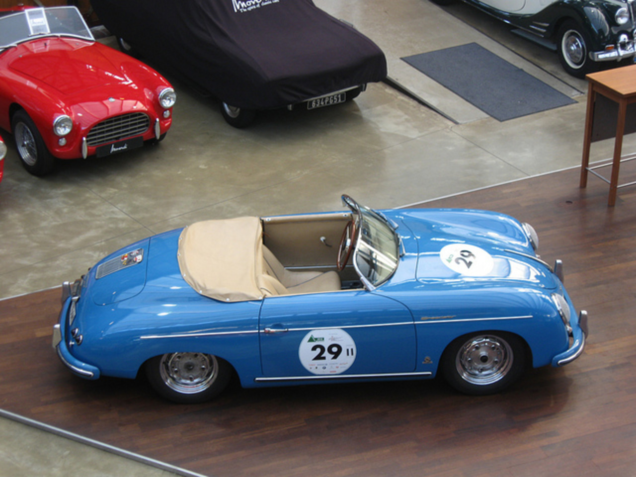 Flickr: The I love Porsche 356 Pool