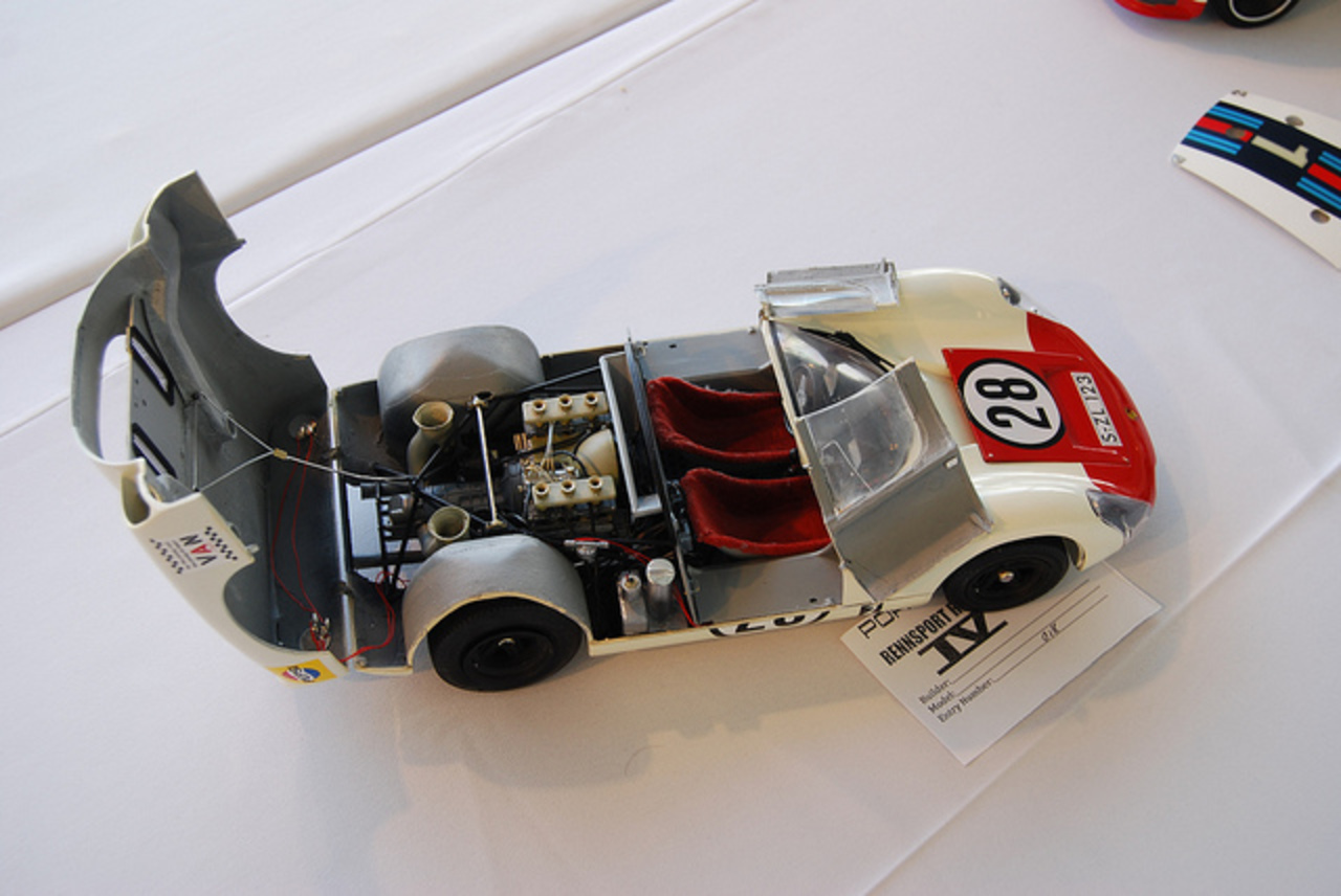 Tamiya 1//12 Porsche 910 | Flickr - Photo Sharing!