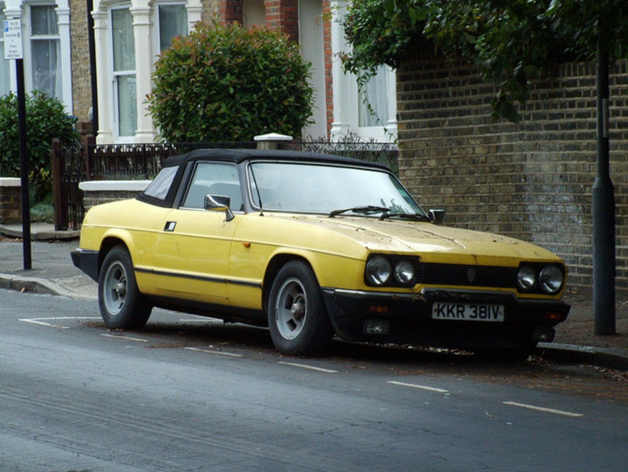 Reliant Scimitar Gtc | Flickr - Photo Sharing!