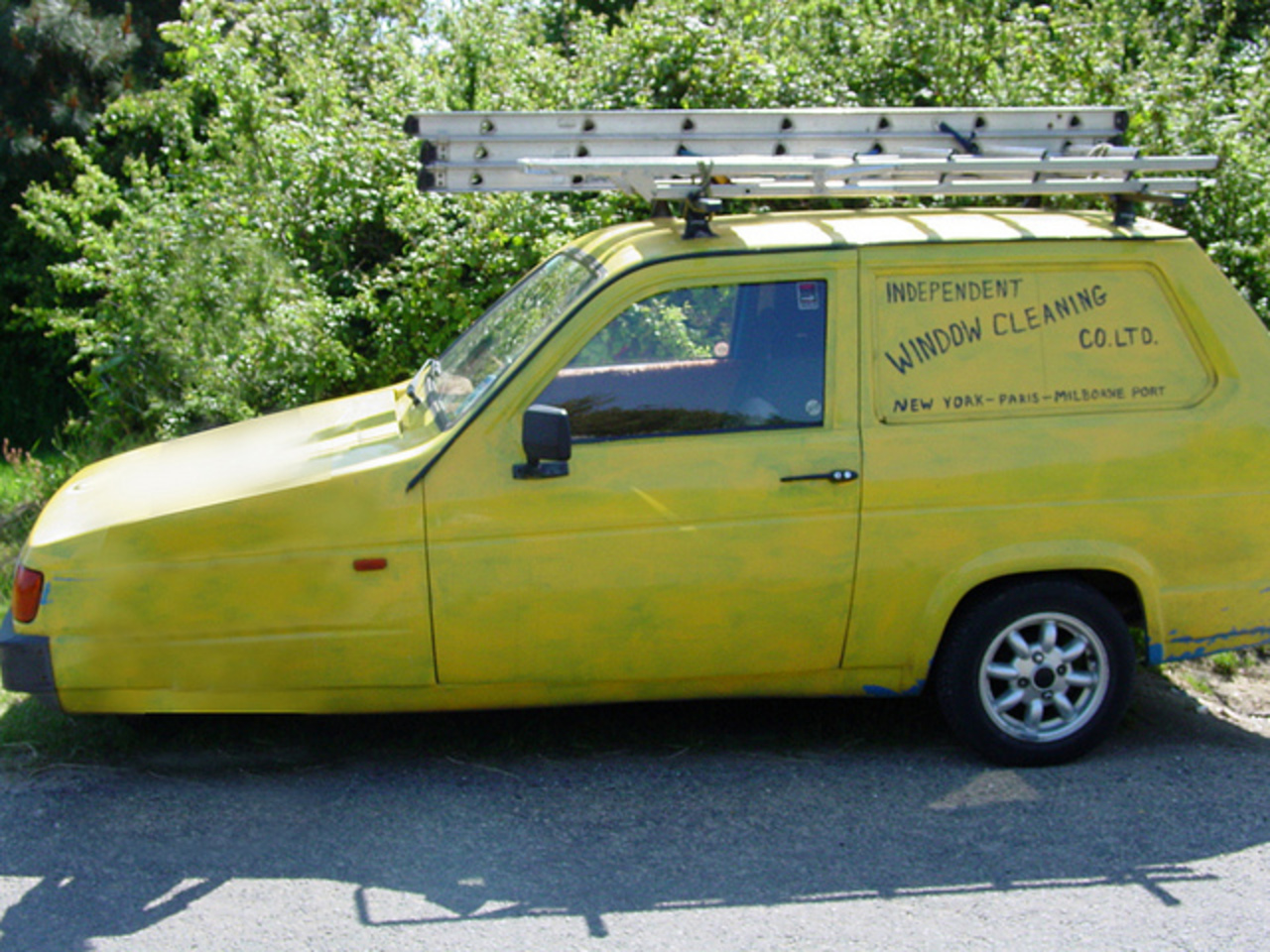 1990S RELIANT ROBIN LX | Flickr - Photo Sharing!
