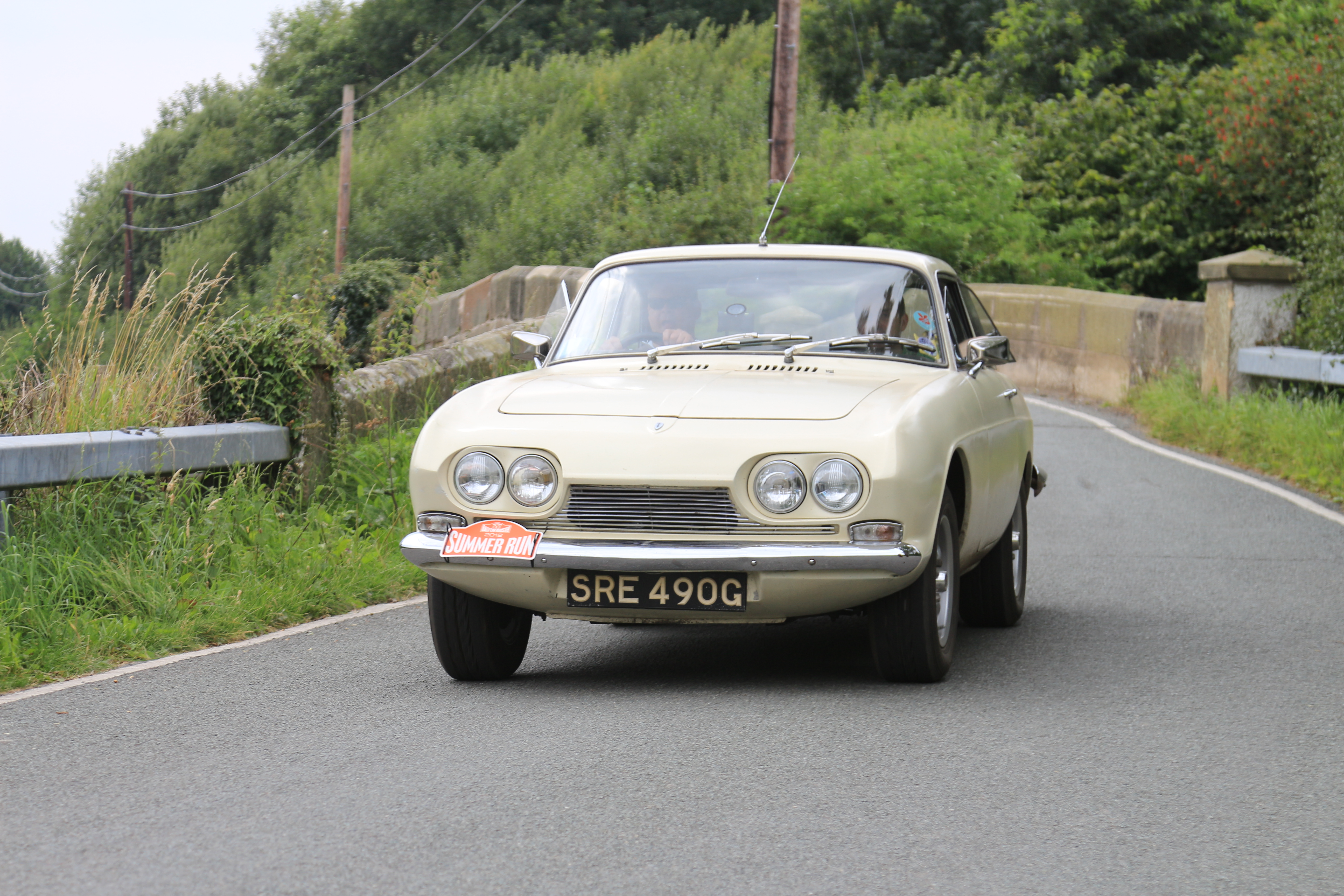 Reliant Scimitar GT - HRCR Summer Run 2012 | Flickr - Photo Sharing!