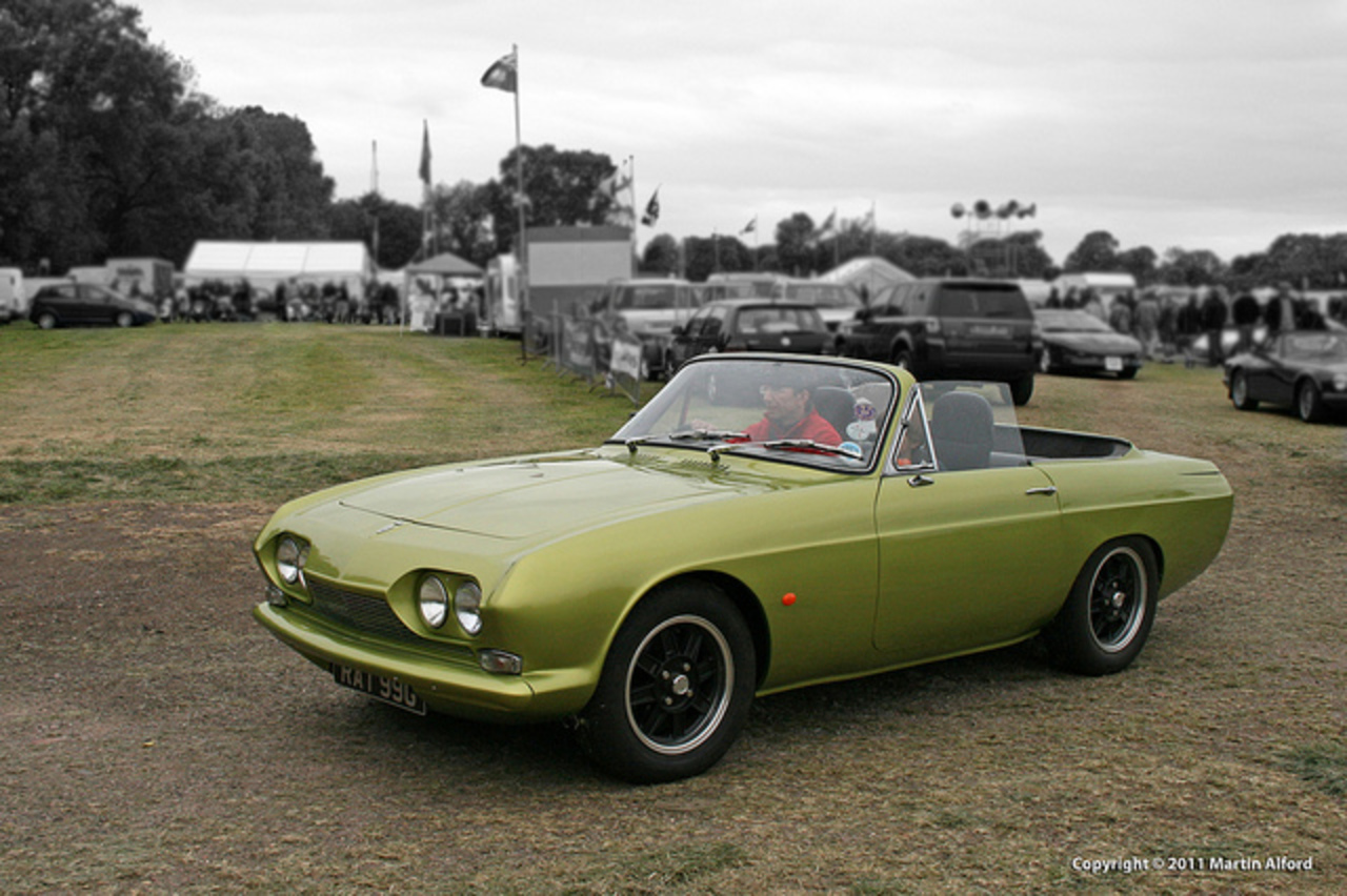1967 Reliant Scimitar GT 3-Litre convertible | Flickr - Photo Sharing!