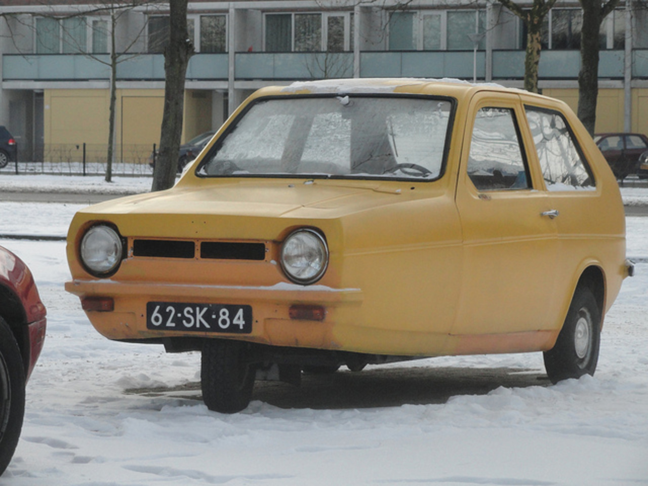 1977 Reliant Robin 850 | Flickr - Photo Sharing!
