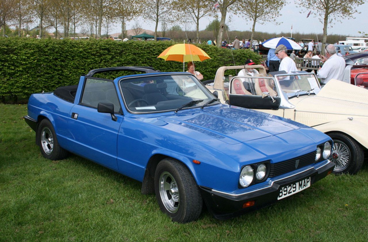 1985 Reliant Scimitar GTC | Flickr - Photo Sharing!