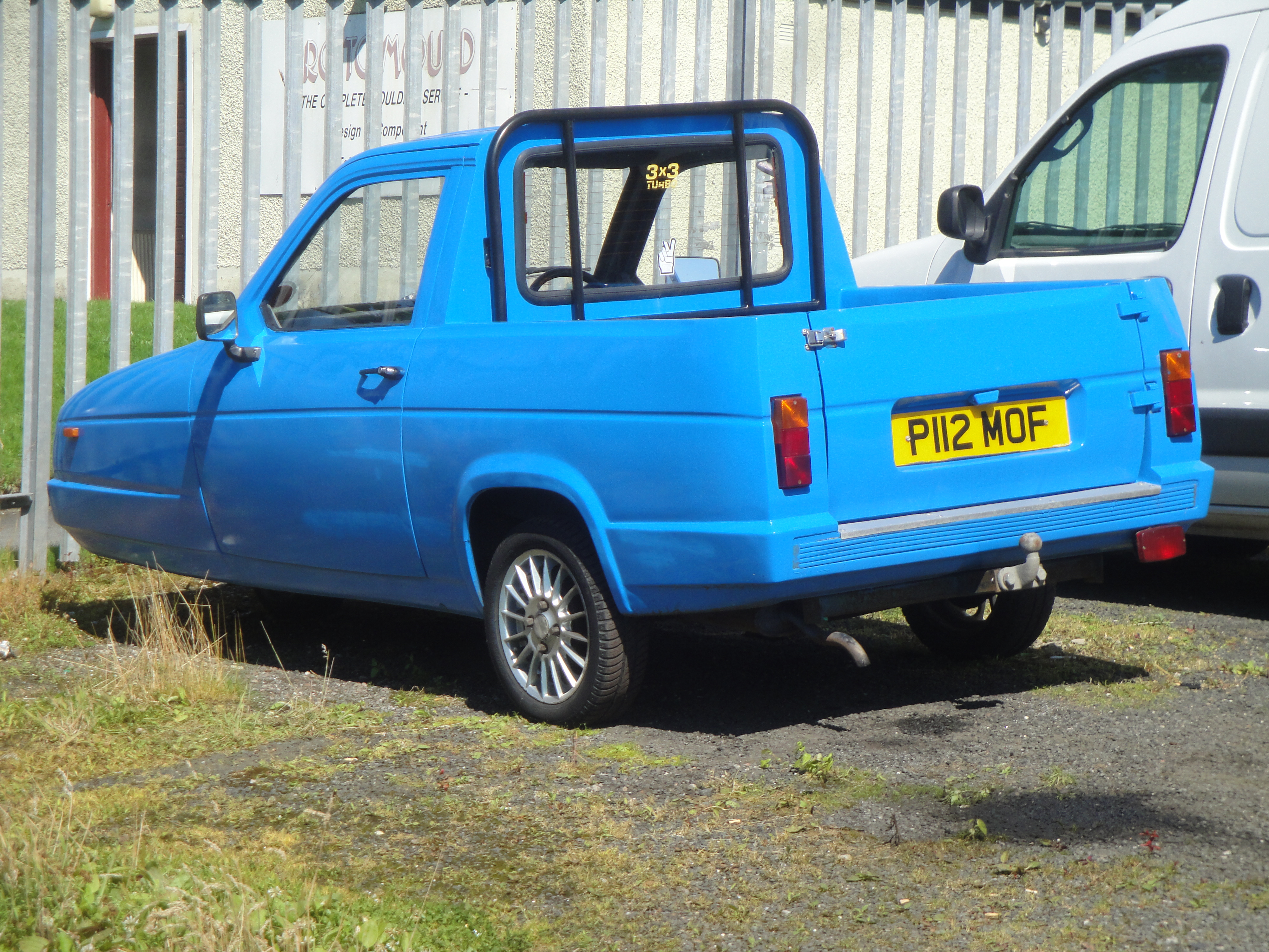 1997 Reliant Robin LX | Flickr - Photo Sharing!