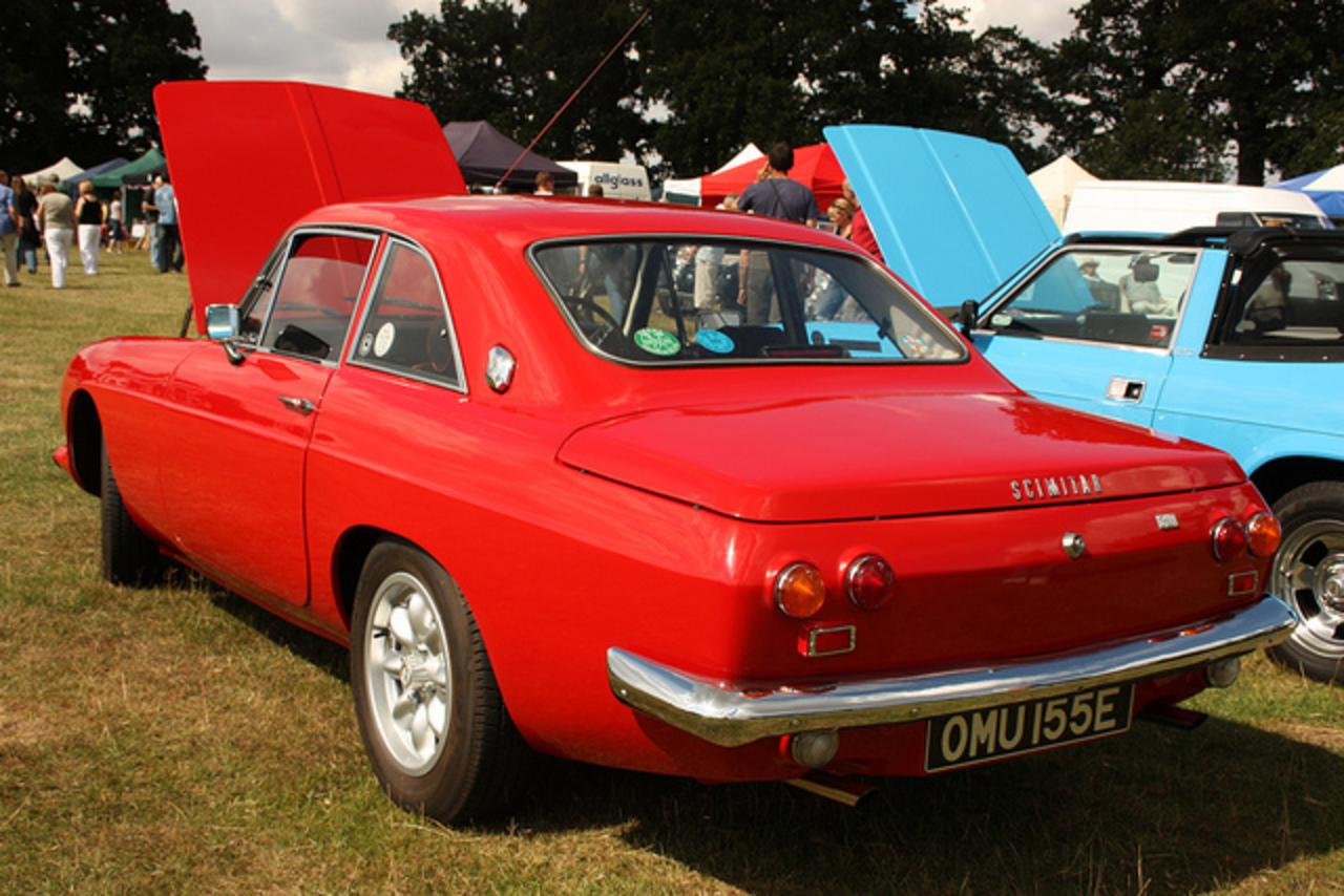 1967 Reliant Scimitar GT SE4 | Flickr - Photo Sharing!