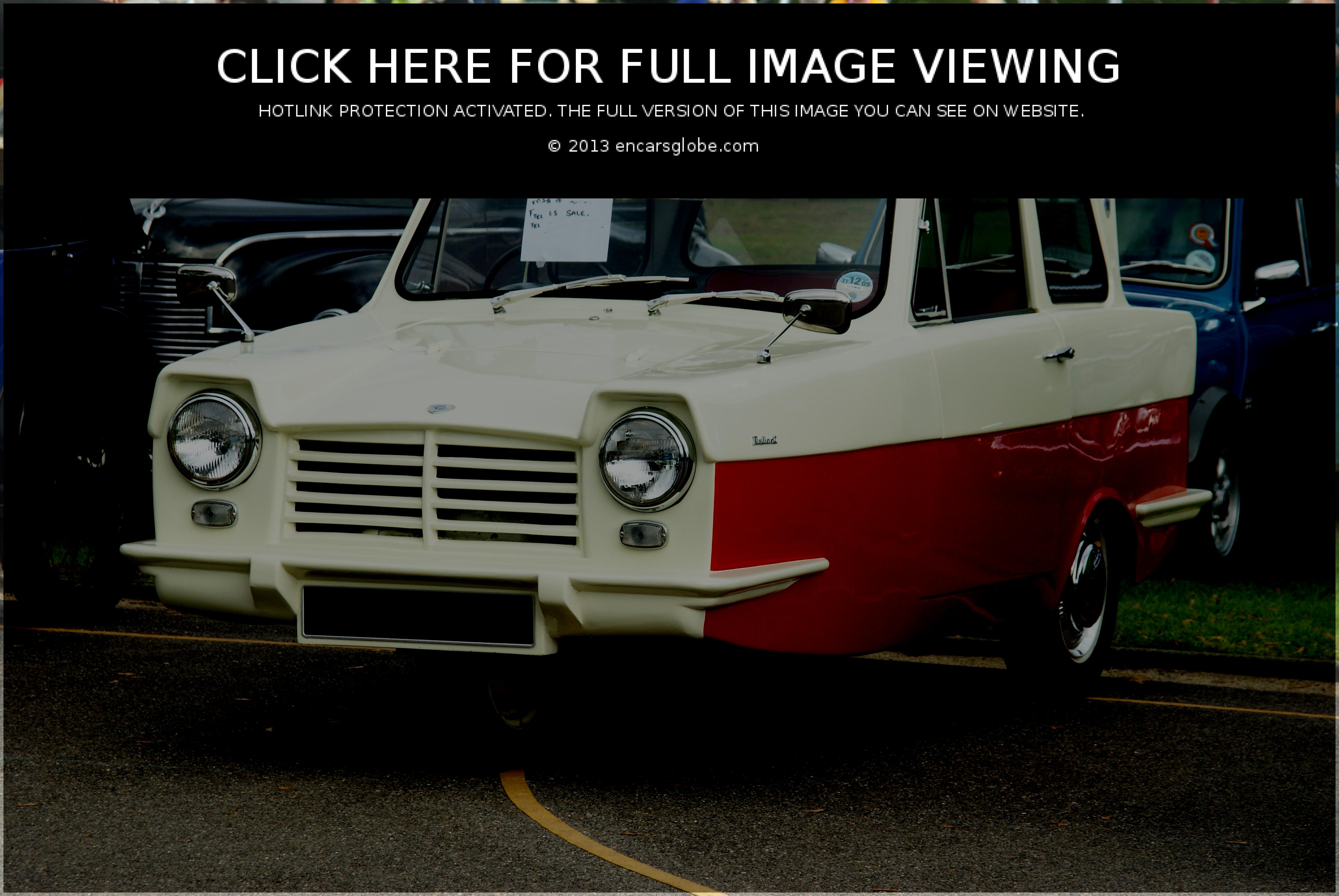 Reliant Regal Photo Gallery: Photo #08 out of 9, Image Size - 300 ...