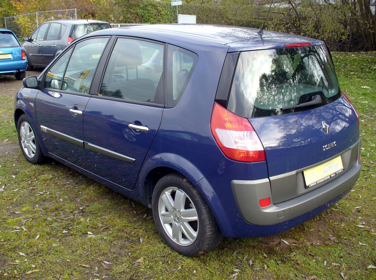Photos of renault scenic ii 1.6. Group 2. Www.