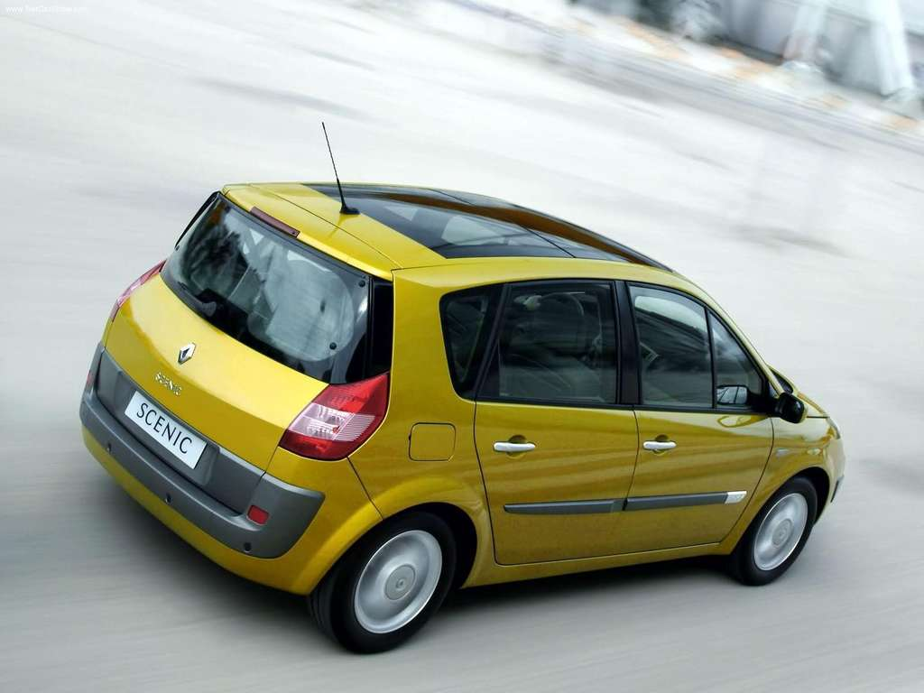 Swotti - Renault Scenic Ii, The most relevant opinions