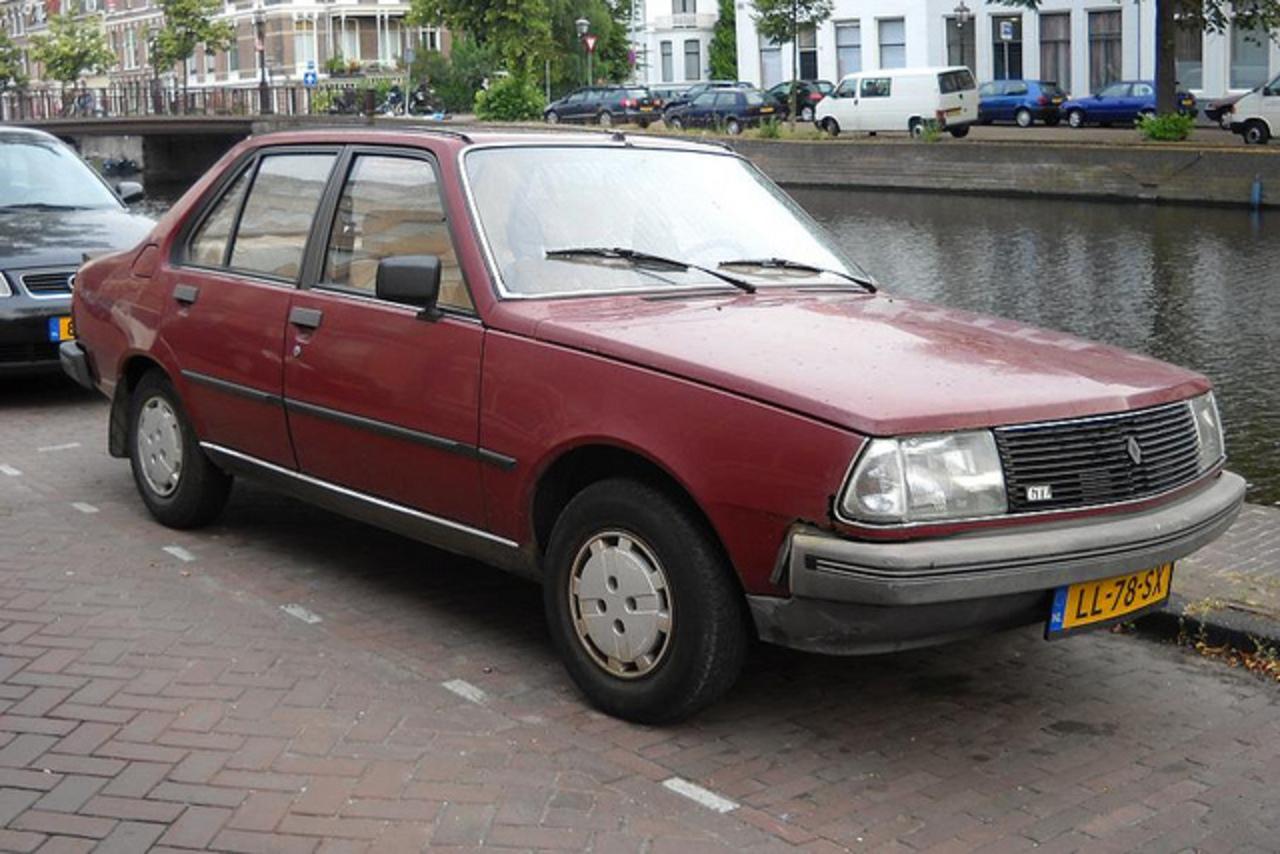 TopWorldAuto >> Photos of Renault 18 - photo galleries