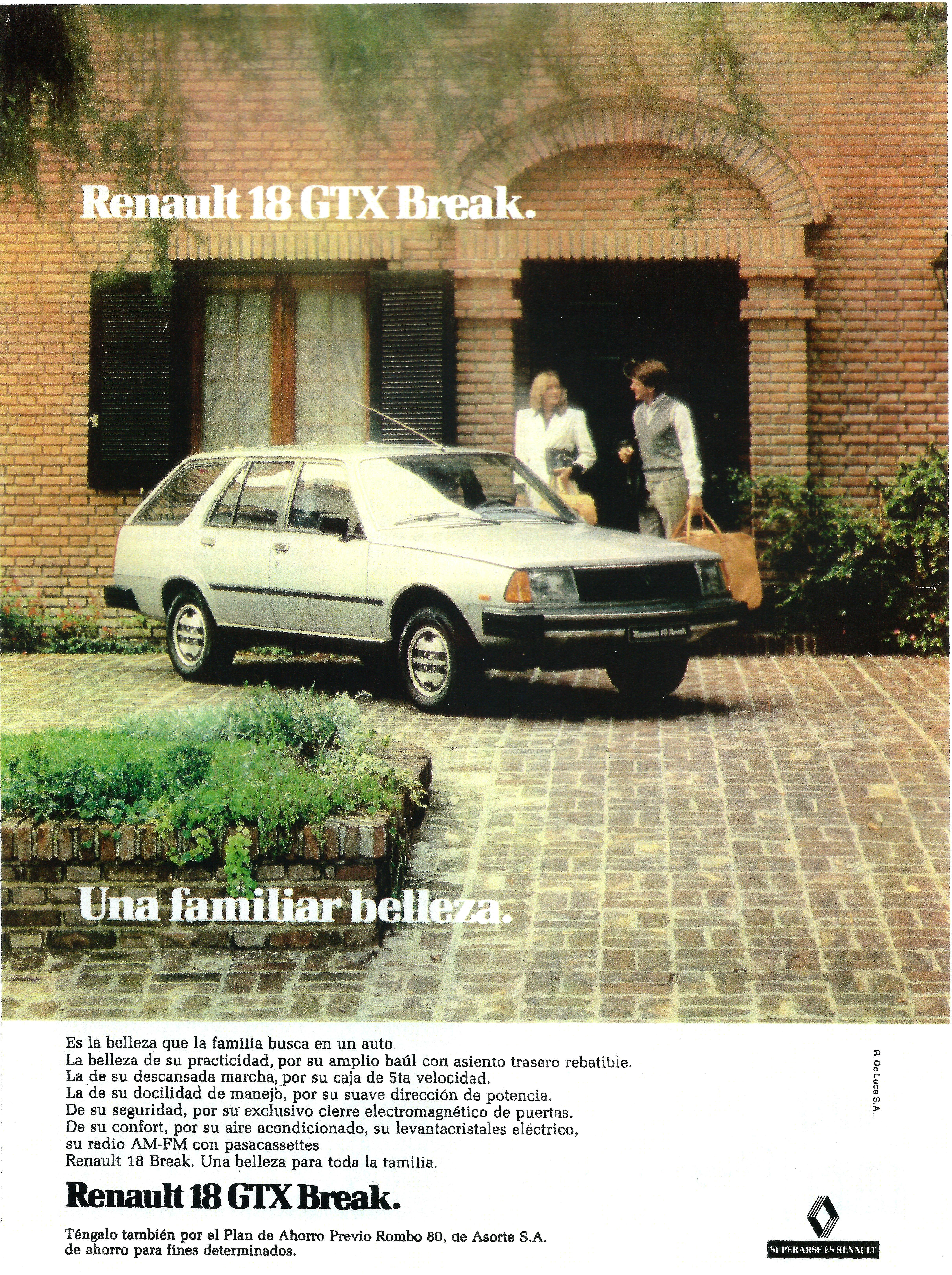 Topworldauto Photos Of Renault 18 Photo Galleries
