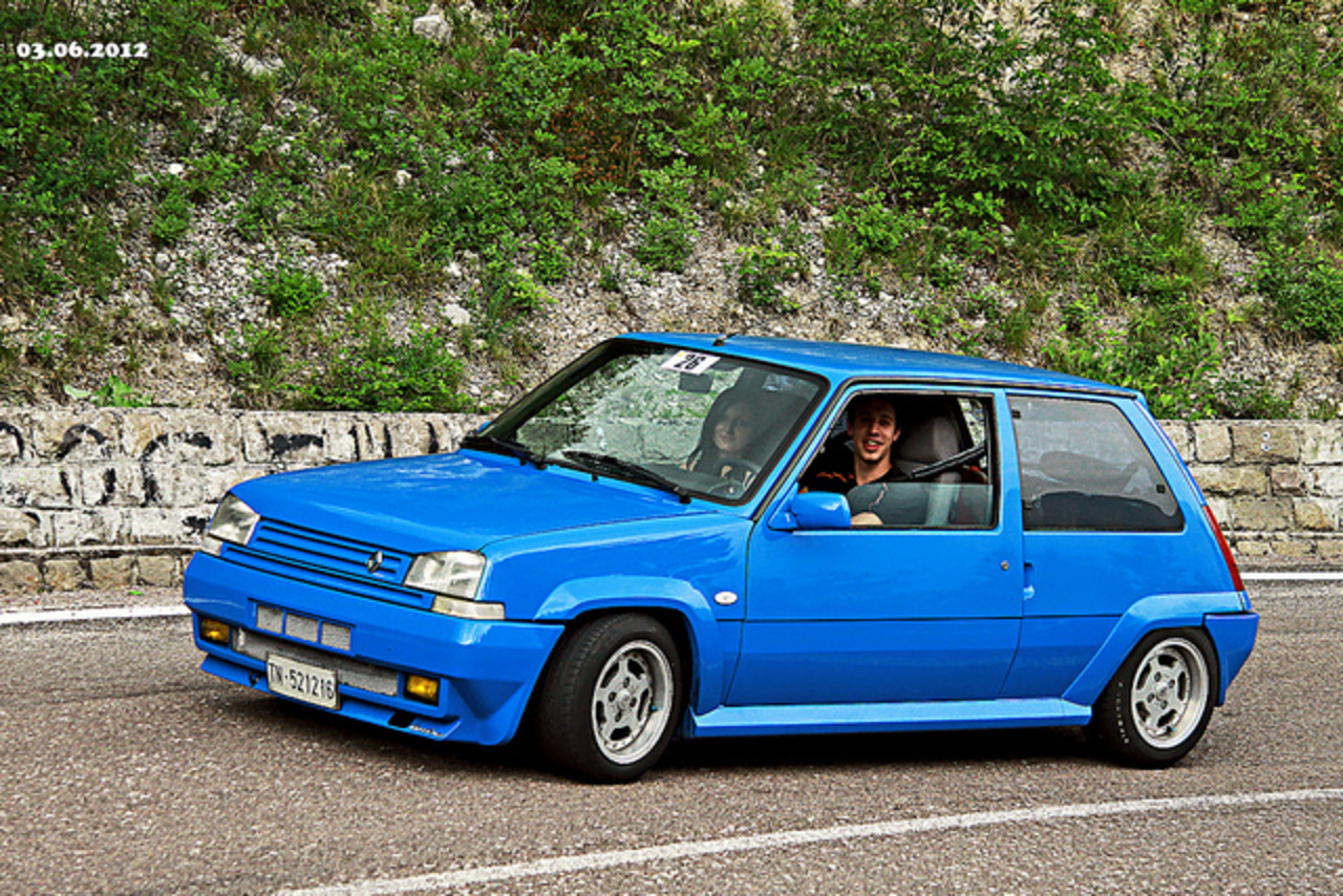 topworldauto photos of renault 5 gt turbo photo galleries. Black Bedroom Furniture Sets. Home Design Ideas