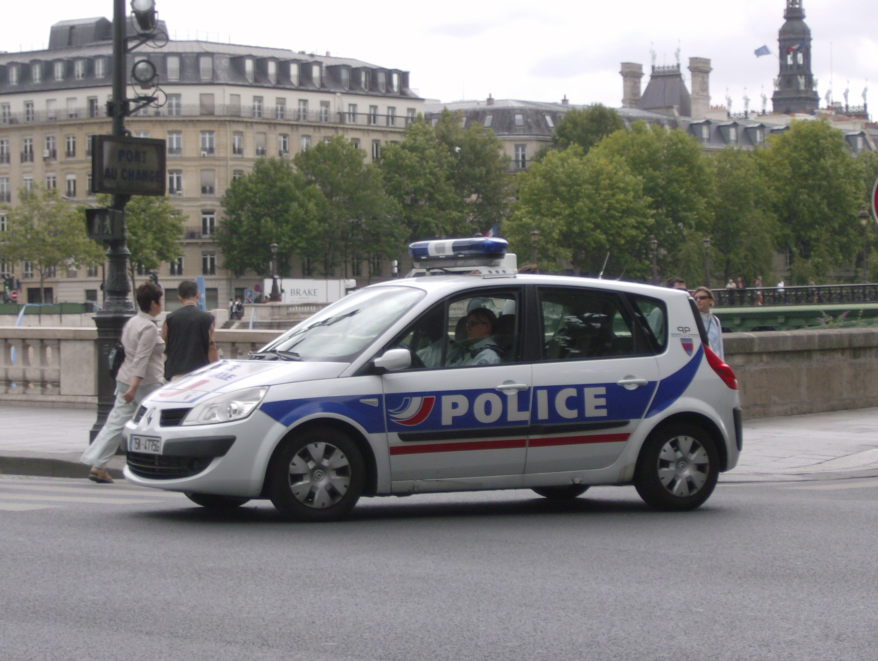 Renault Police Scenic | Flickr - Photo Sharing!