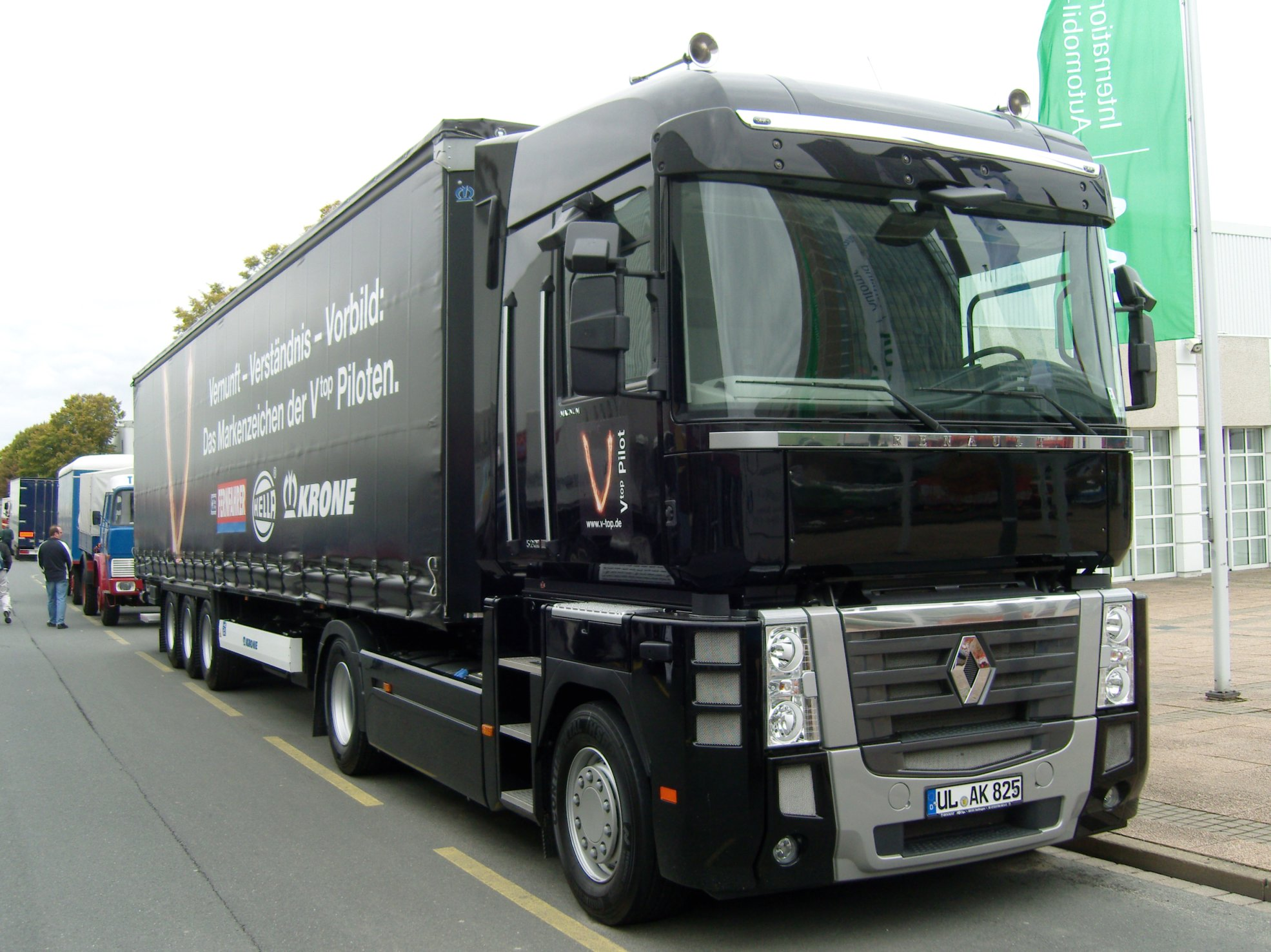Renault Magnum 520 ... | Flickr - Photo Sharing!