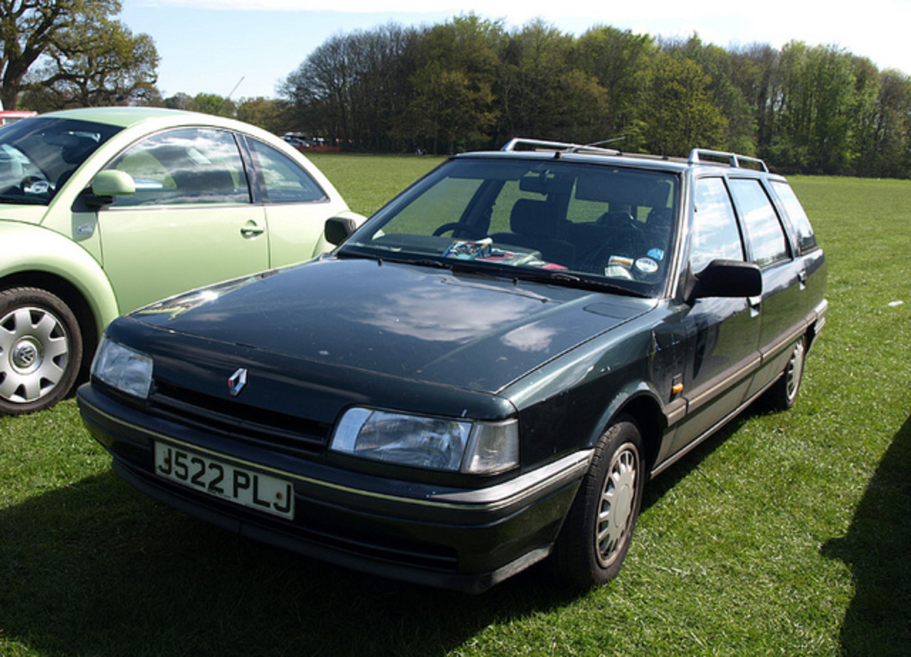 1991 Renault 21 Savanna 1.9 diesel | Flickr - Photo Sharing!
