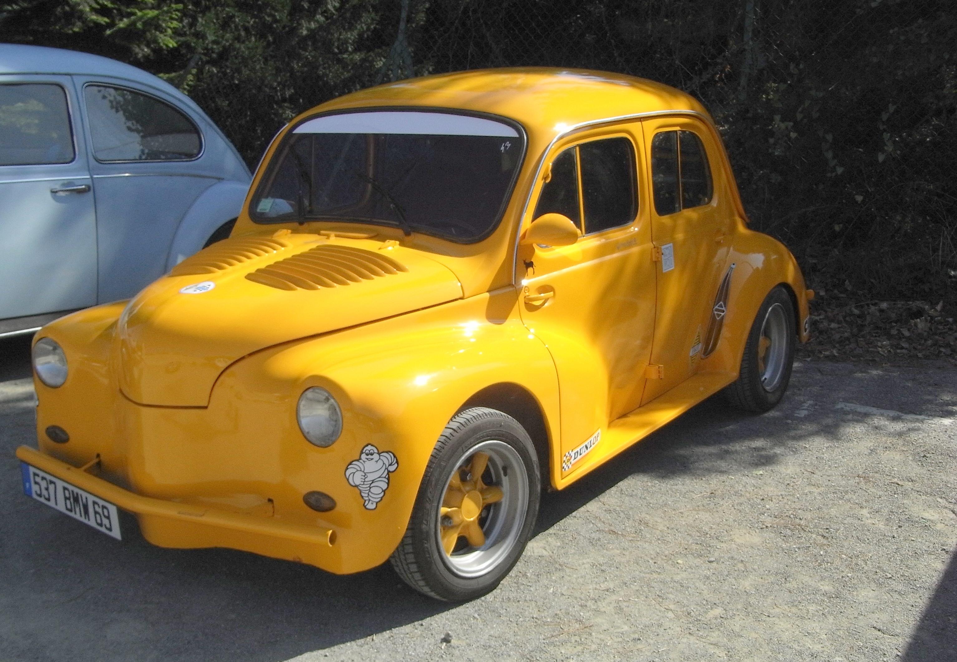 Toyota Lincoln Ne >> TopWorldAuto >> Photos of Renault 4CV - photo galleries