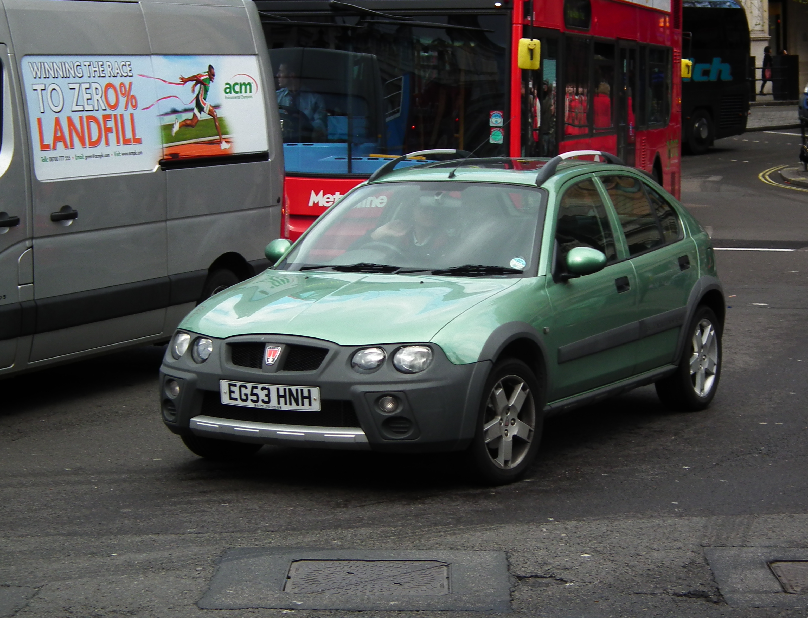 Rover Streetwise S | Flickr - Photo Sharing!