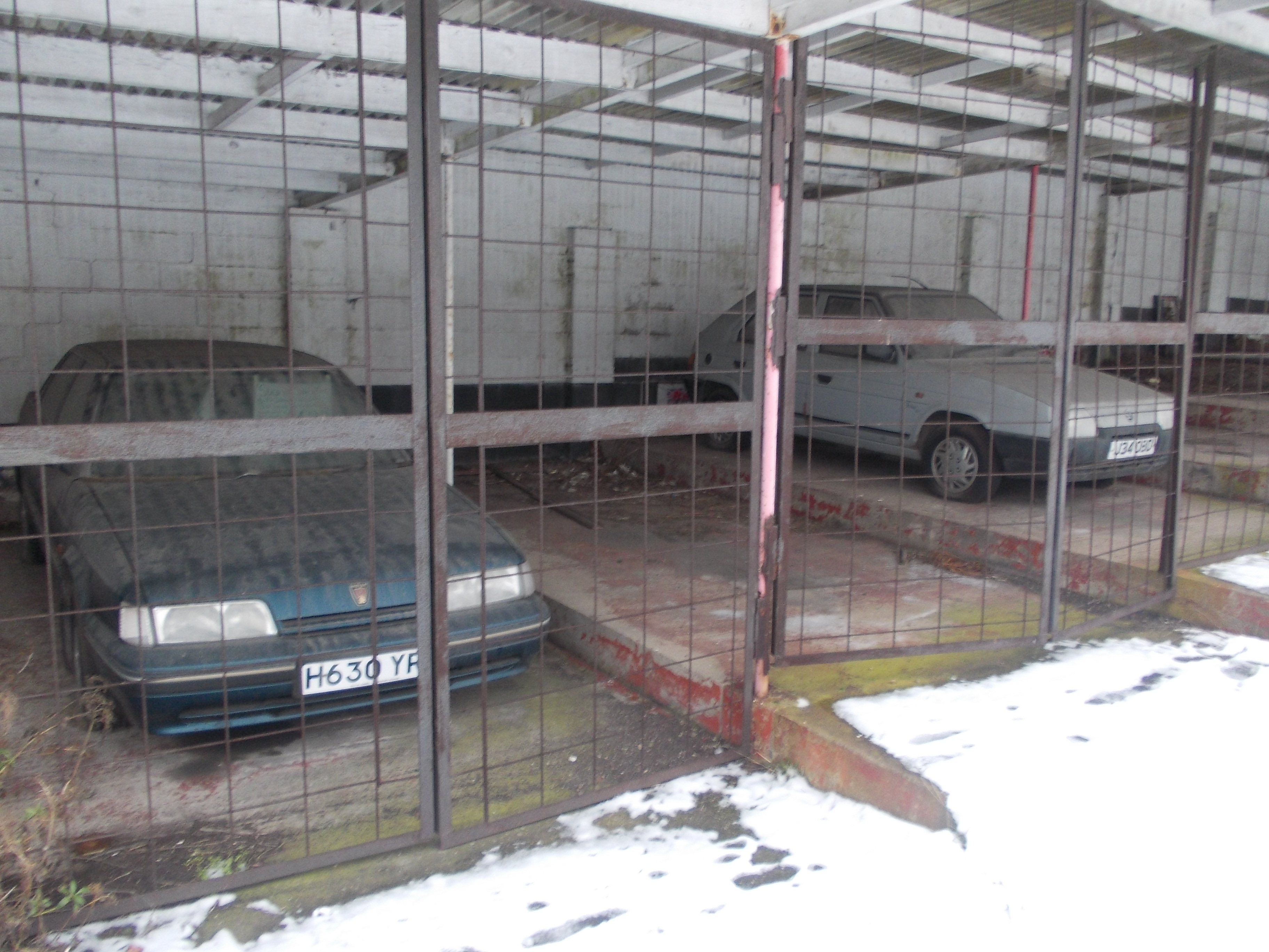 The Abandoned Car Dealership | Flickr - Photo Sharing!
