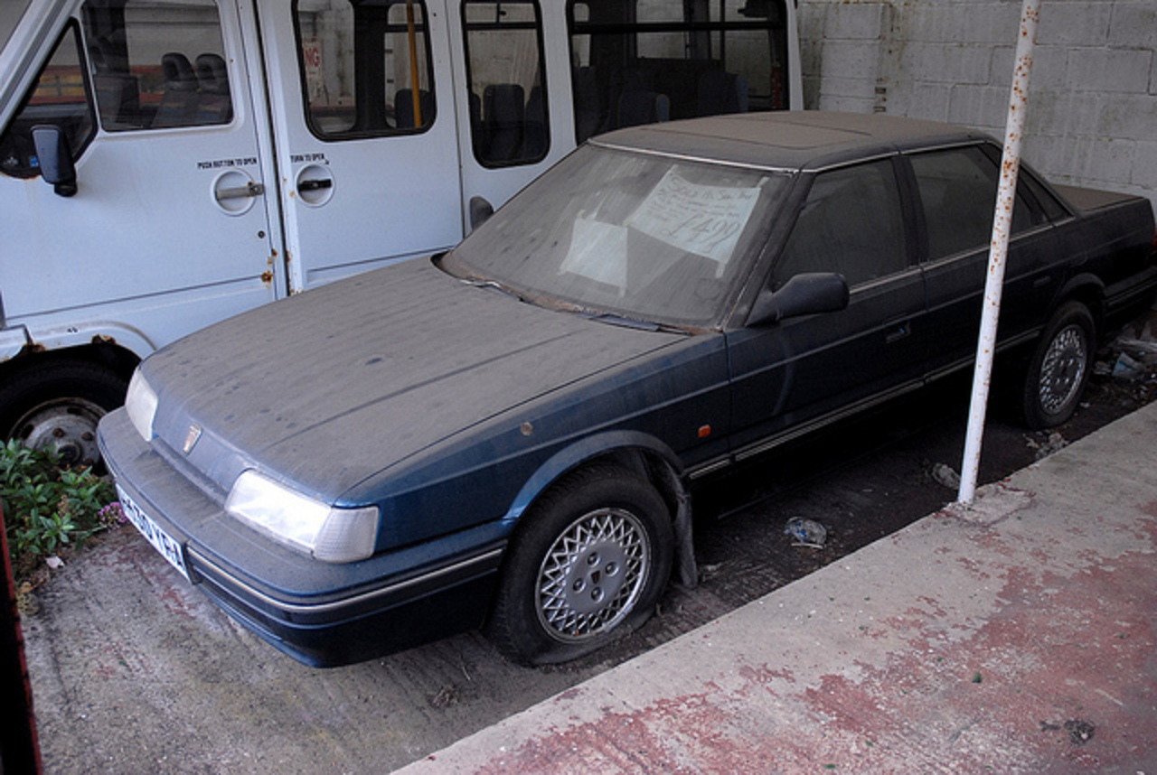 1991 ROVER 820 SI 16V AUTO | Flickr - Photo Sharing!