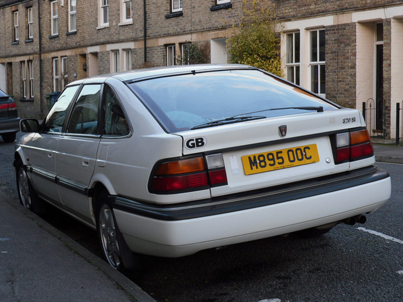 1995 Rover 820 Si 2.0 Automatic Hatchback. | Flickr - Photo Sharing!