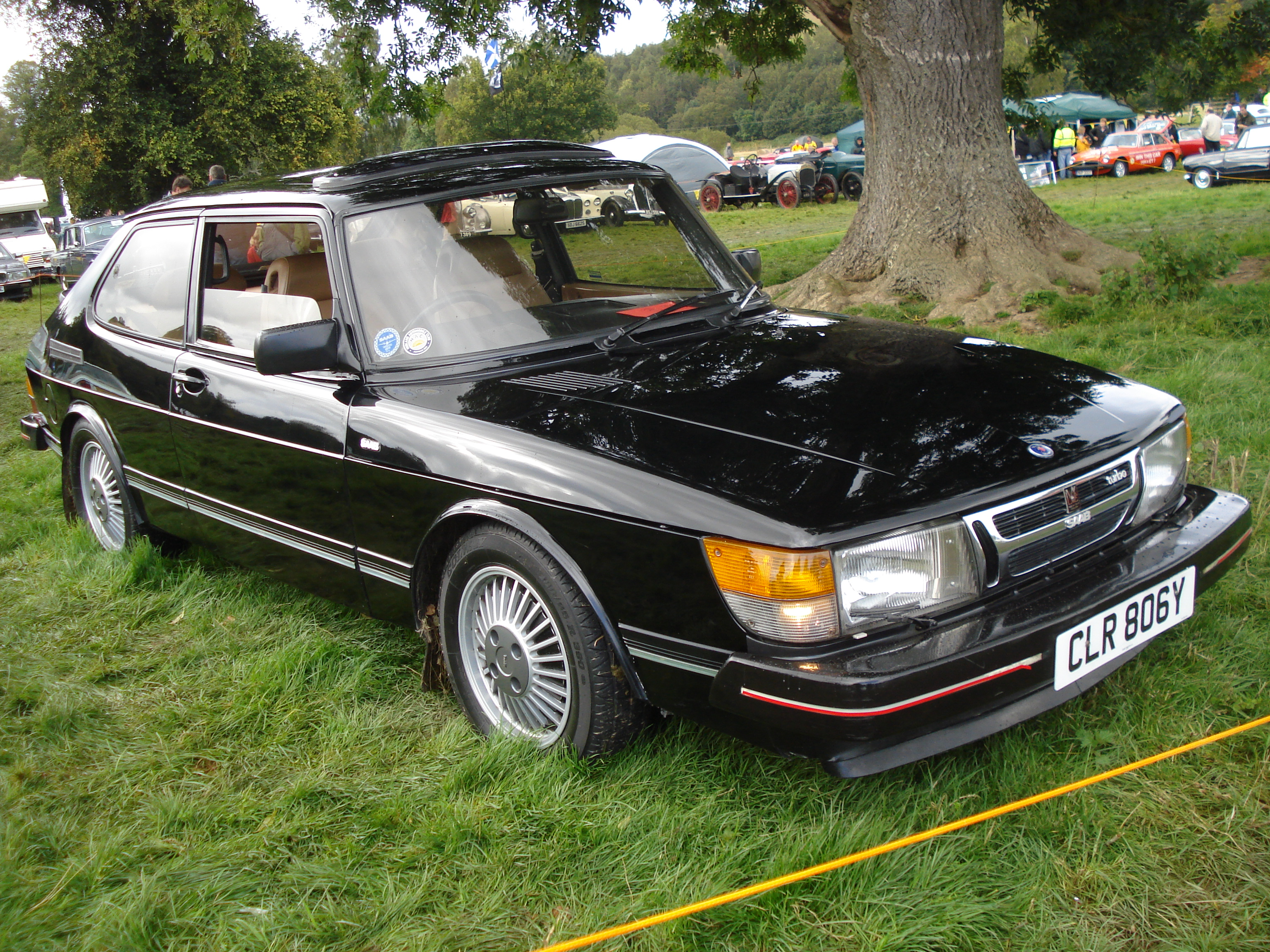 1983 Saab 900 Turbo | Flickr - Photo Sharing!