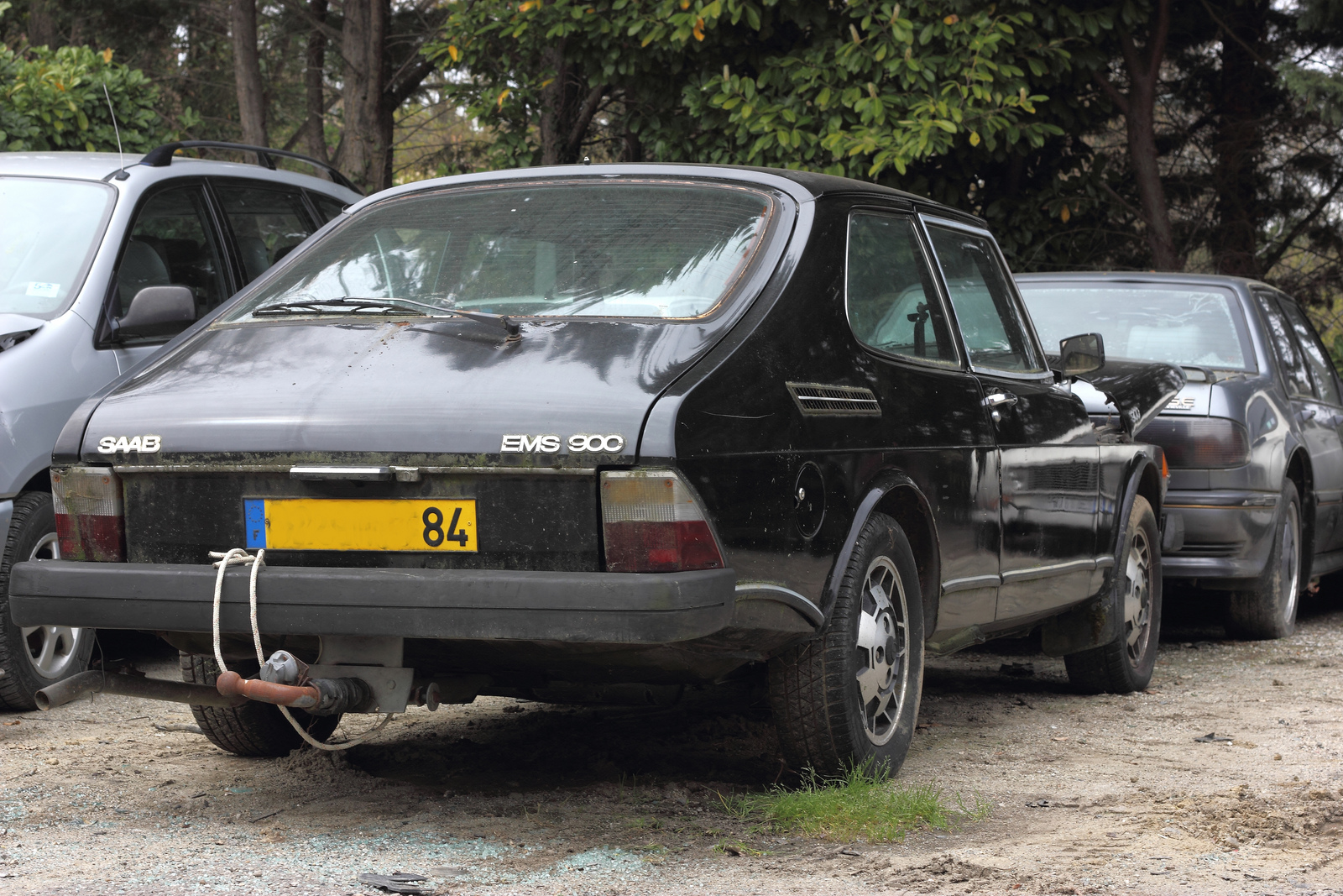 SAAB 900 EMS '80. | Flickr - Photo Sharing!