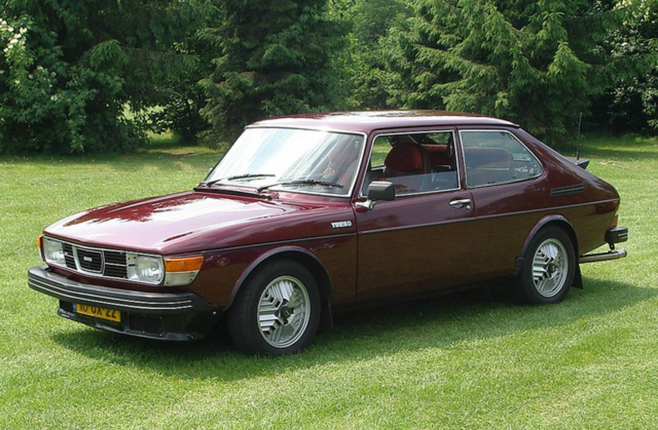 Saab 1978 99 Turbo Combi Coupé 001 | Flickr - Photo Sharing!