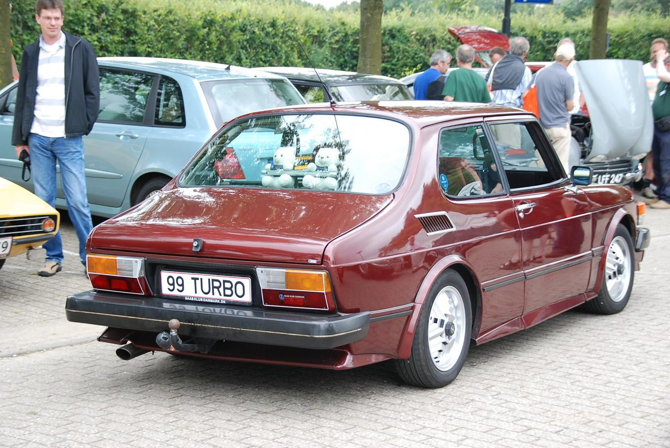 Saab 99 Turbo | Flickr - Photo Sharing!