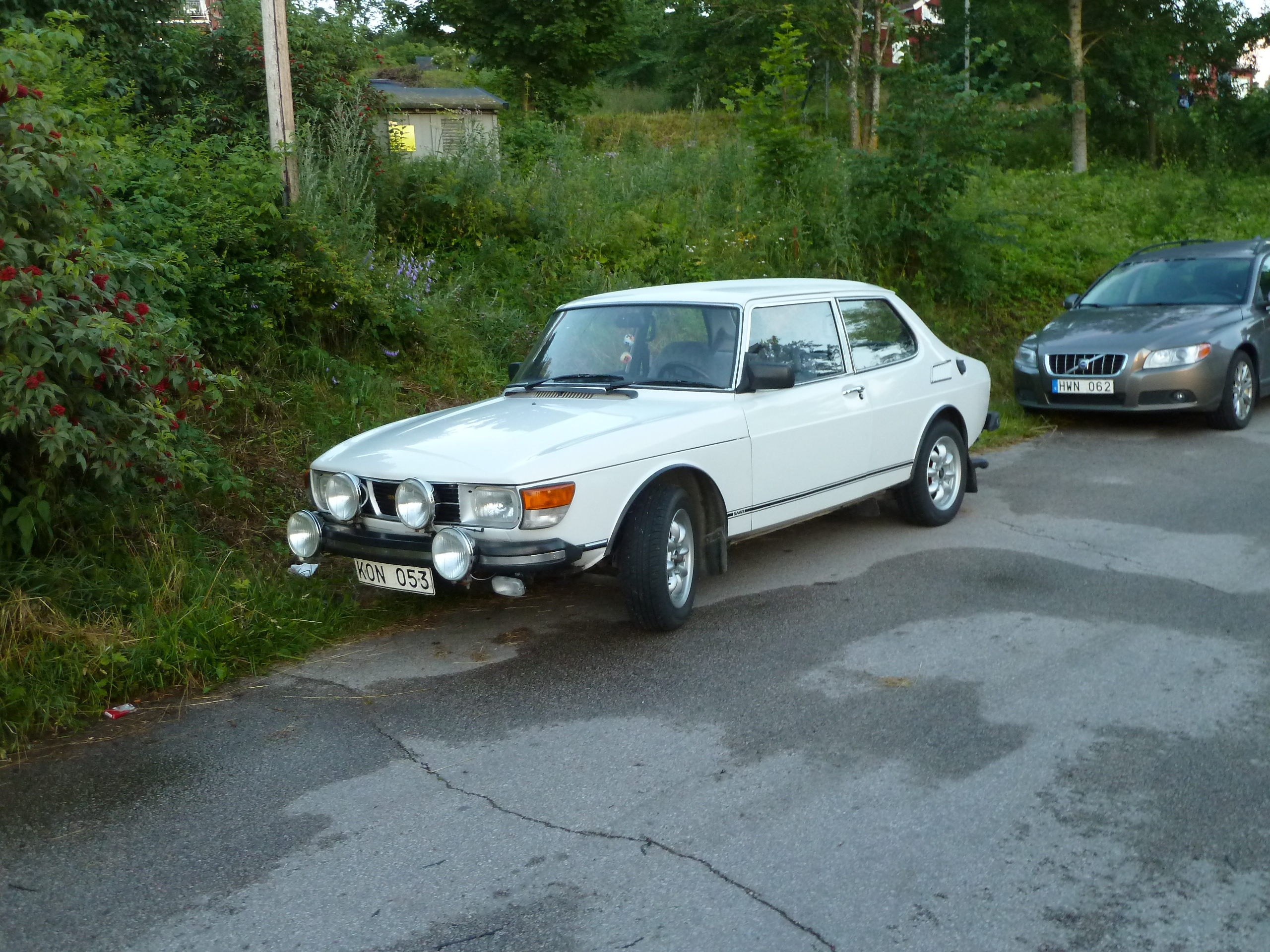 SAAB 99 GL-2SN-CM4 1981 Rättvik | Flickr - Photo Sharing!