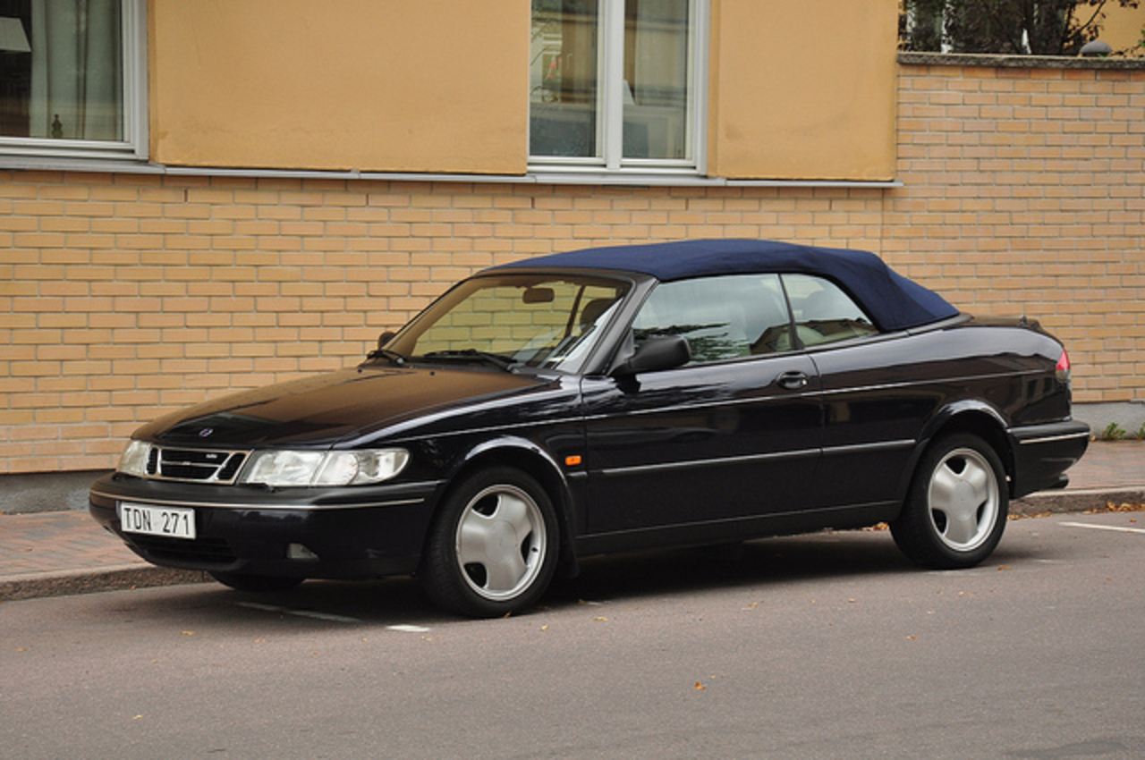 Flickr: The Saab convertible Pool