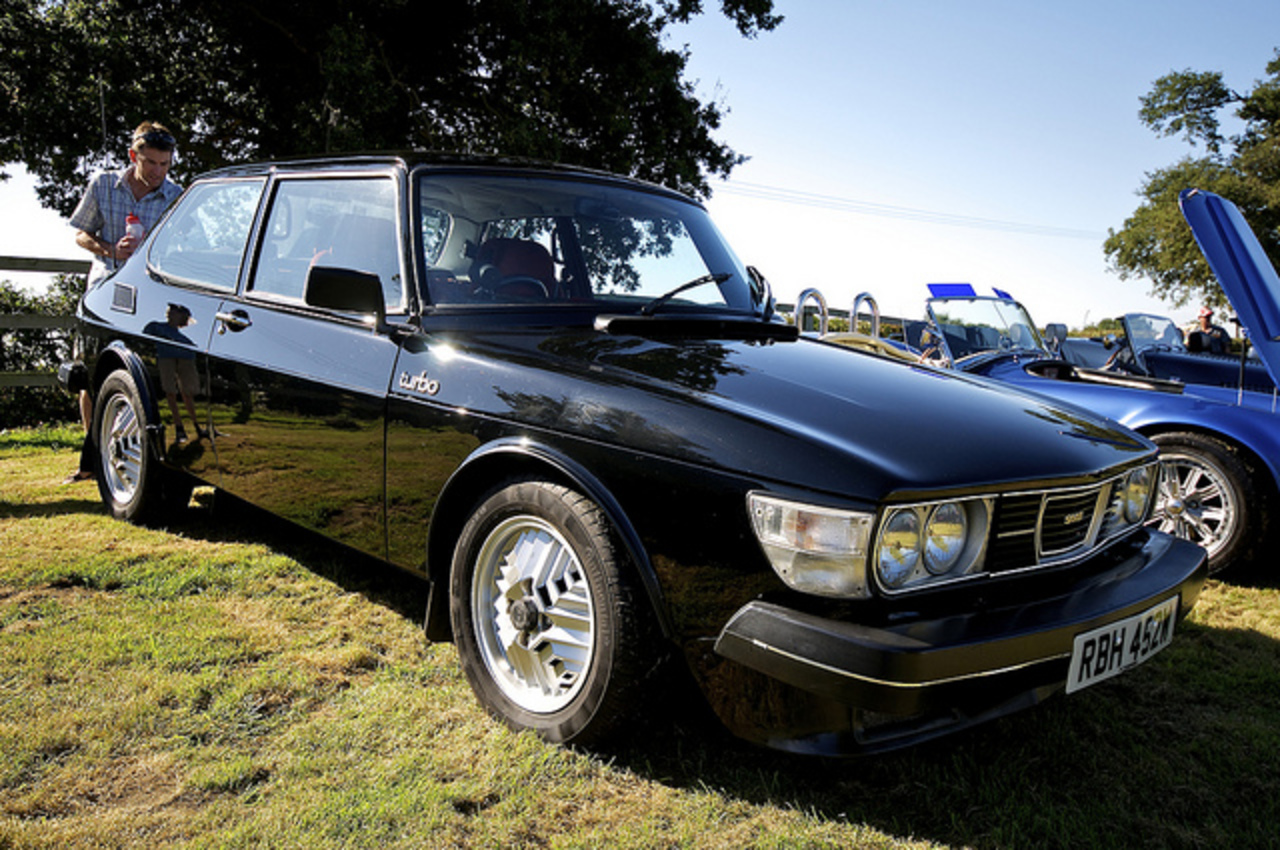 Saab 99 Turbo 1980 | Flickr - Photo Sharing!