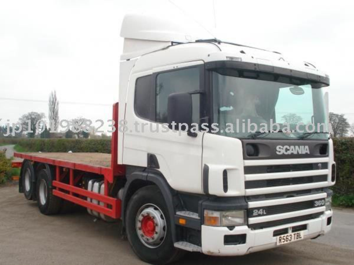 Scania T360 124g
