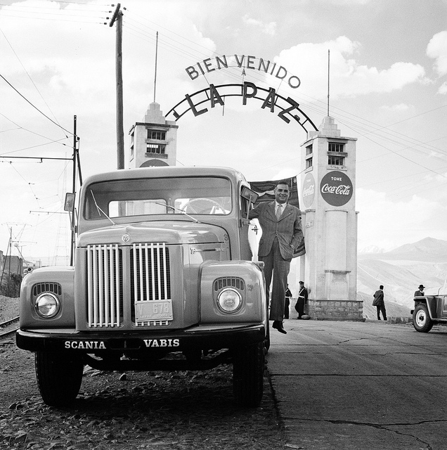 Flickr: The Trucks and Buses of South America Pool