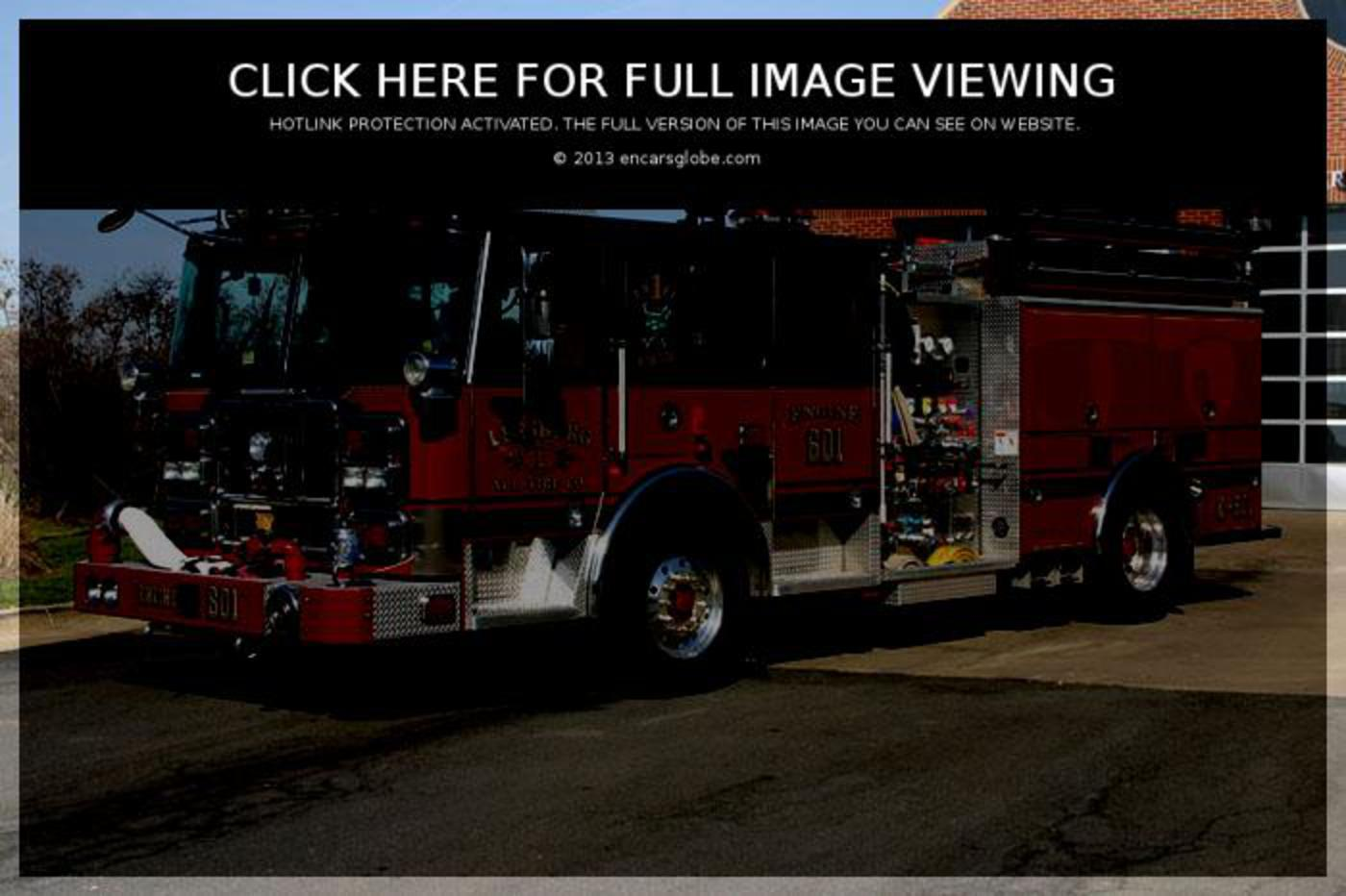 Seagrave Marauder: Photo gallery, complete information about model ...