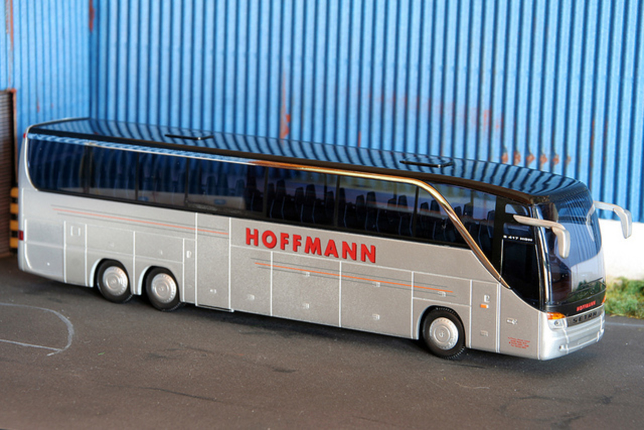 AWM - Setra S 417 HDH - Hoffmann | Flickr - Photo Sharing!