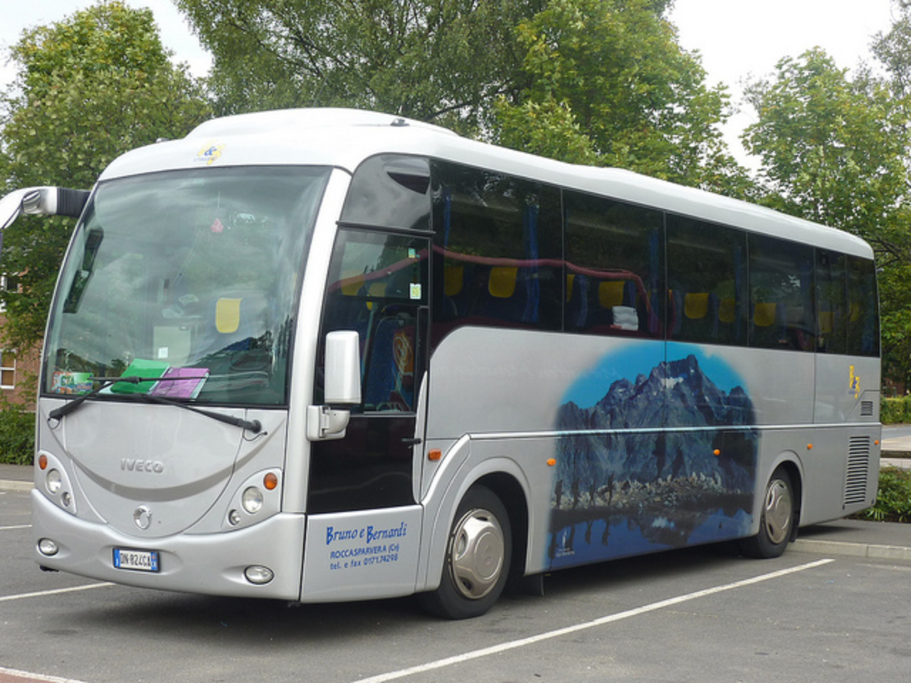 Flickr: The Overseas Buses & Coaches In The U.K. & Eire Pool