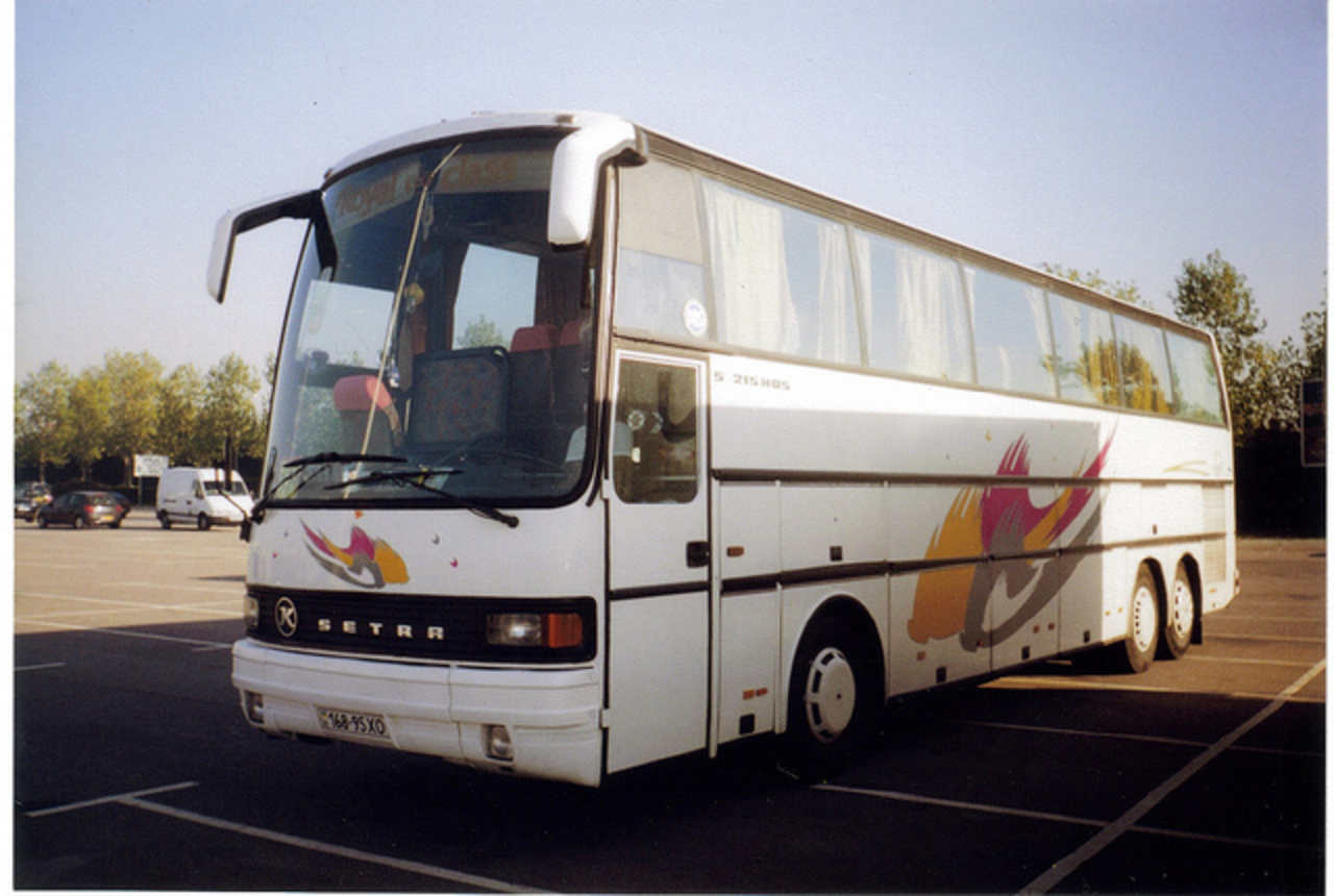 Setra S 215 HDS / 2006 Grand-Quevilly (76) | Flickr - Photo Sharing!
