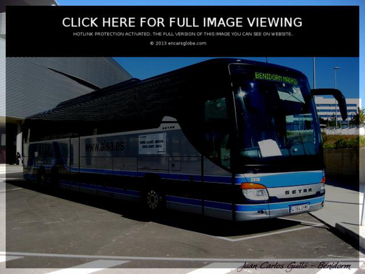 Setra S419GT-HD: Photo gallery, complete information about model ...