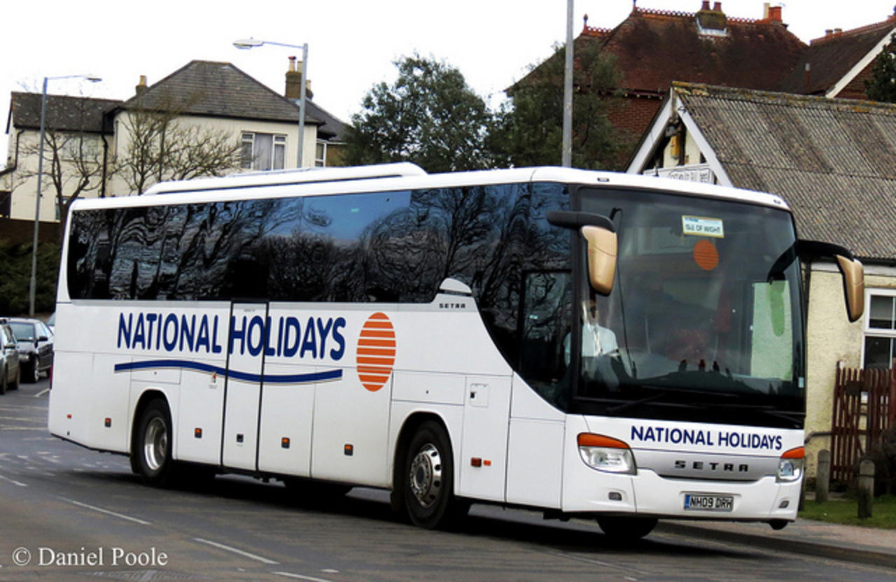 National Holidays Setra S415-GT-HD - NH09 DRH | Flickr - Photo ...