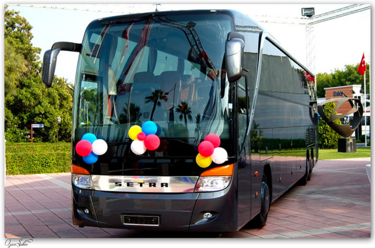 Setra S 417 HDH Topsky | Flickr - Photo Sharing!