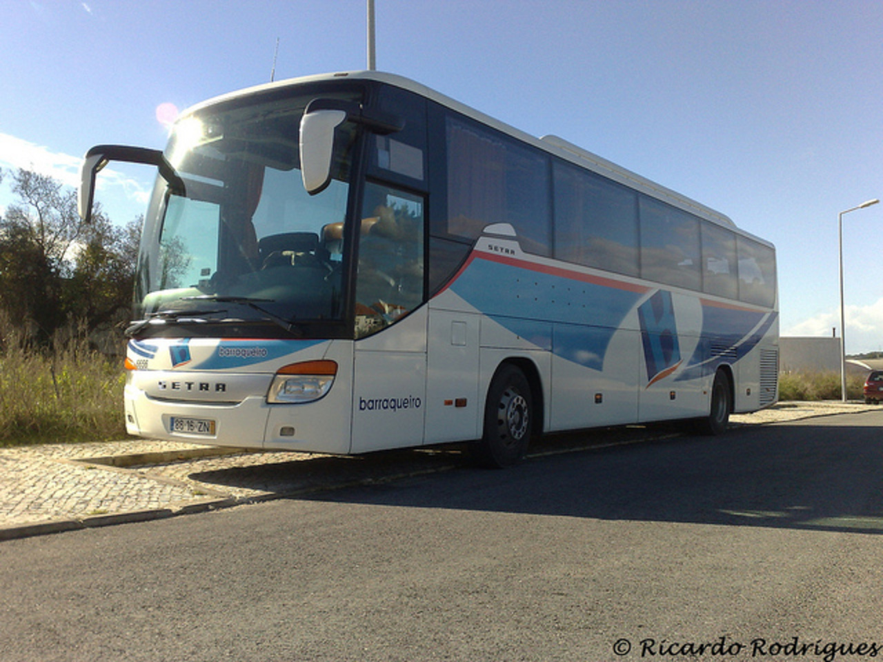 Setra S415 GT-HD | Flickr - Photo Sharing!