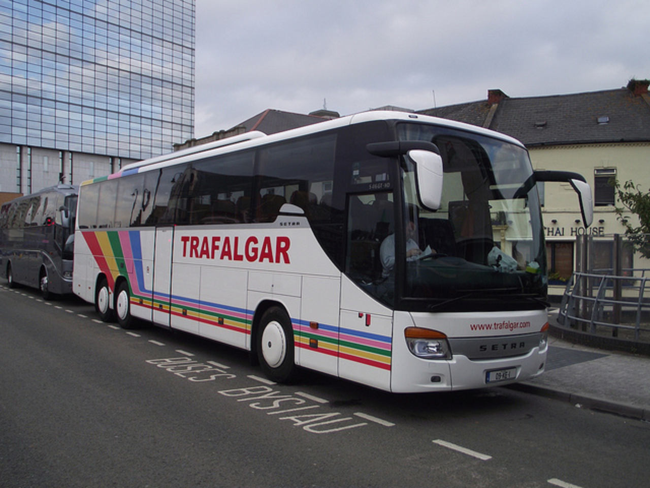 Kenneally's Coaches 'Trafalgar' Setra S416 GT-HD | Flickr - Photo ...