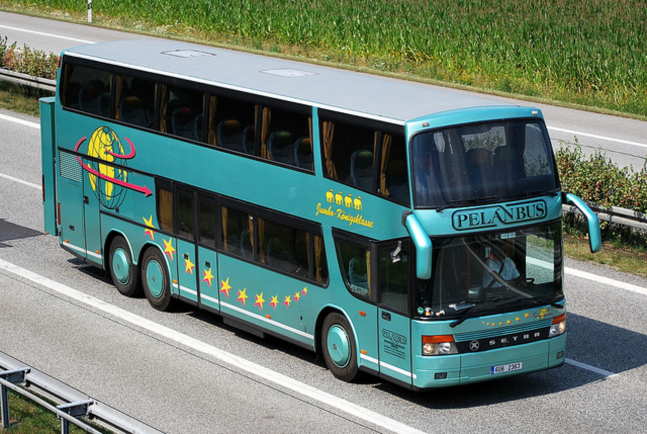 CZ - SETRA 328 DT - PELAN BUS | Flickr - Photo Sharing!