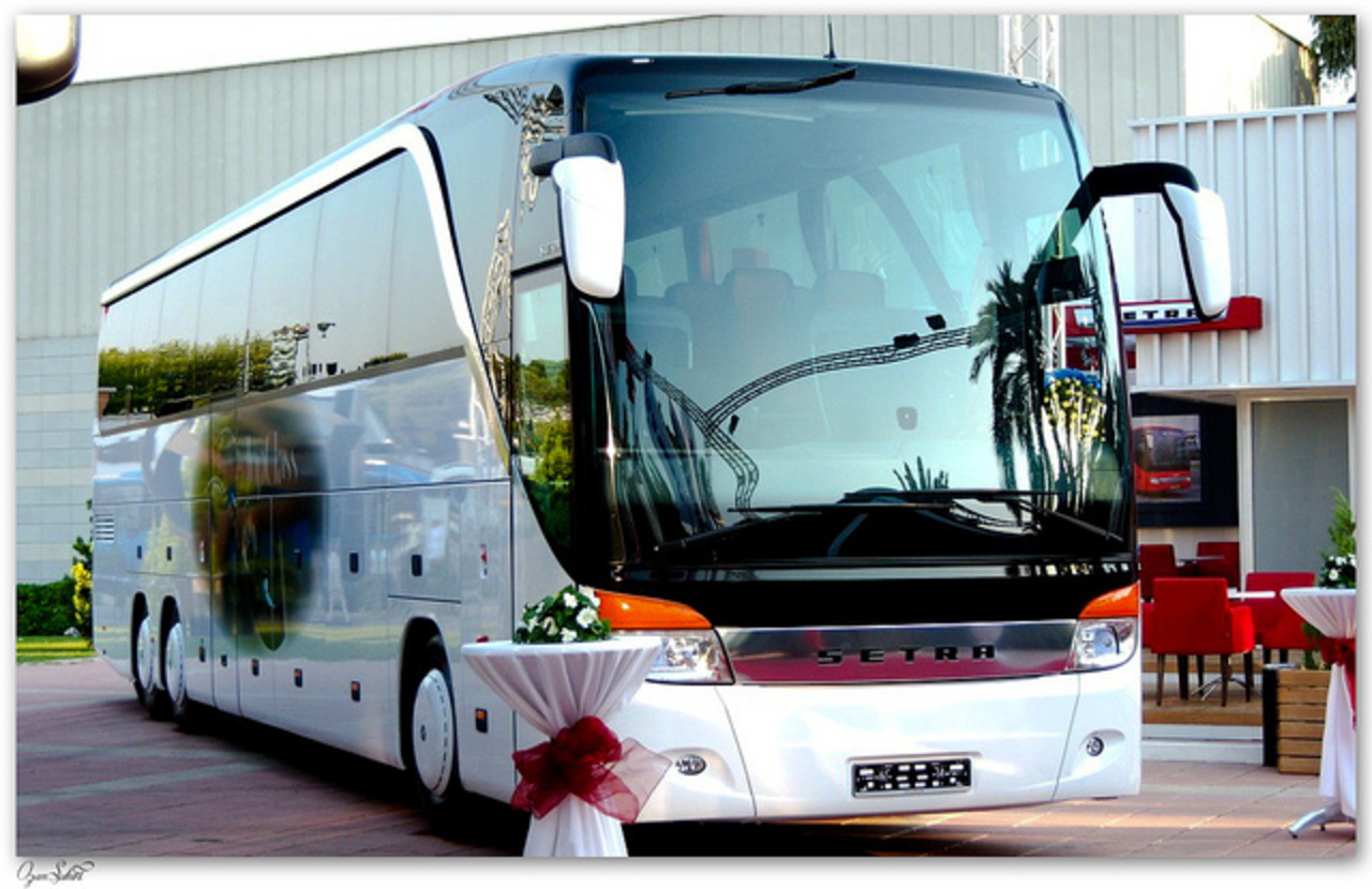 Setra S 417 HDH | Flickr - Photo Sharing!